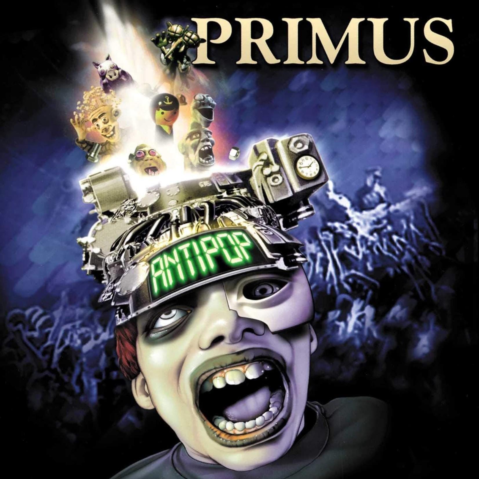PRIMUS ANTIPOP (2LP)