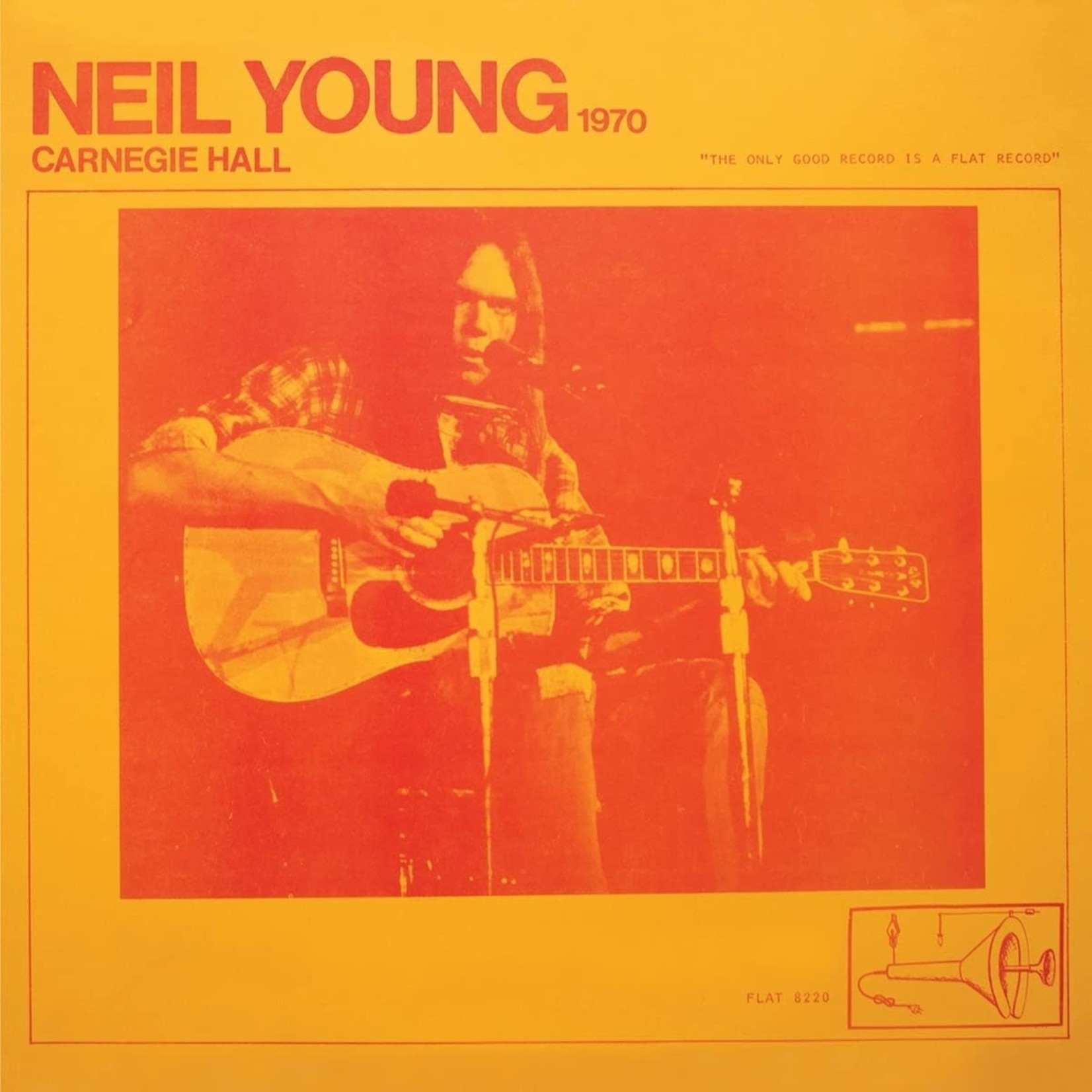 NEIL YOUNG CARNEGIE HALL 1970 (2LP)