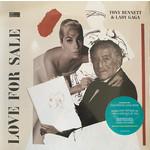 TONY BENNETT & LADY GAGA LOVE FOR SALE (LP)