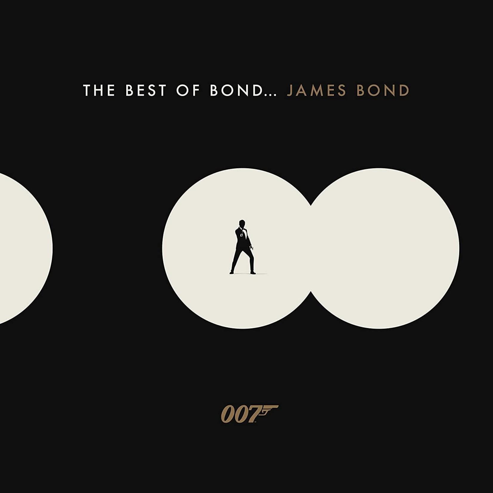 VARIOUS ARTISTS BEST OF BOND… JAMES BOND (3LP)