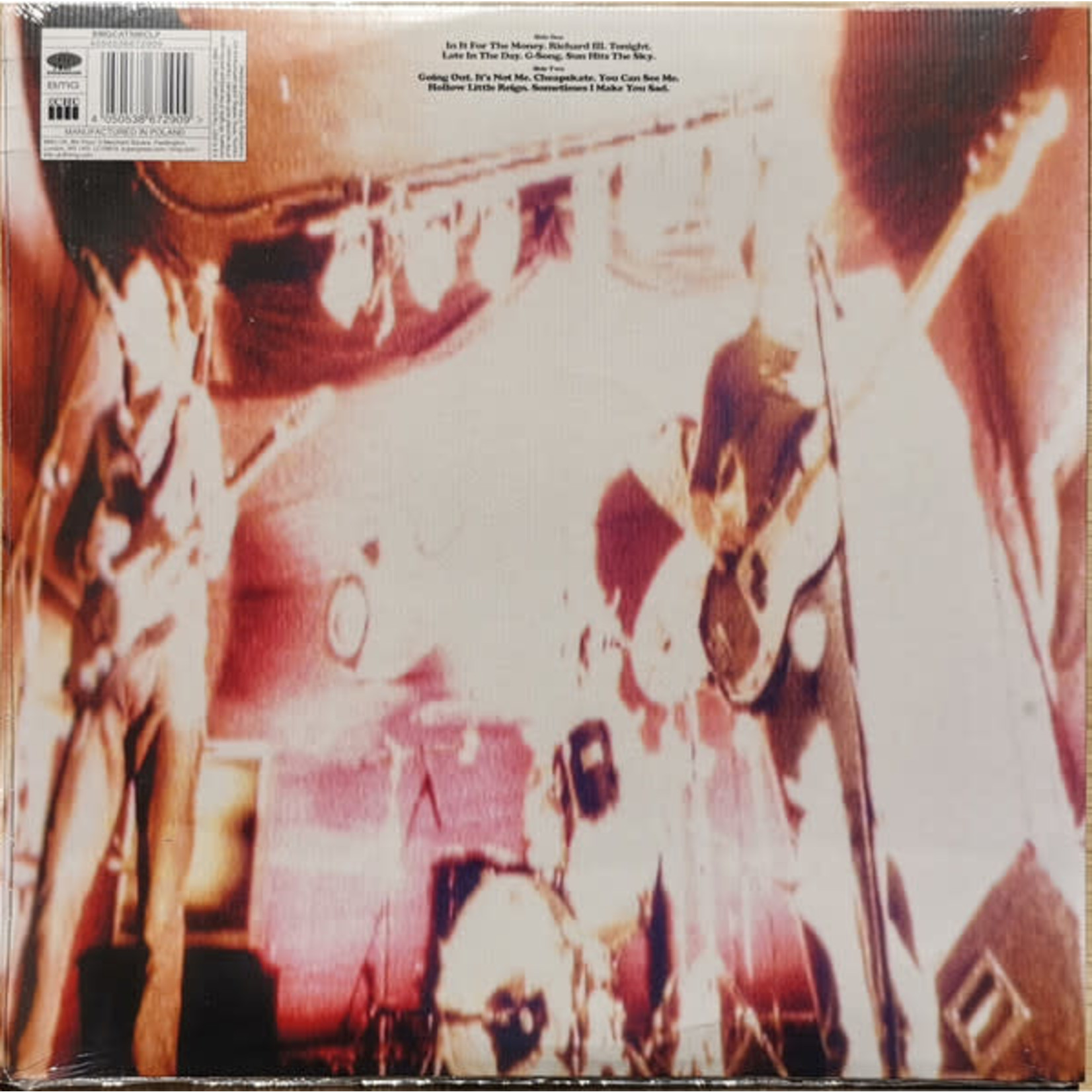 SUPERGRASS IN IT FOR THE MONEY (2021 REMASTER) INDIE TURQUOISE 2LP