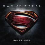 HANS ZIMMER MAN OF STEEL - LTD EDITION TRANS BLUE VINYL 2LP & BOOKLET