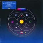 COLDPLAY MUSIC OF THE SPHERES (SPLATTER 1 LP)