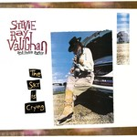 STEVIE RAY VAUGHAN SKY IS CRYING  LP