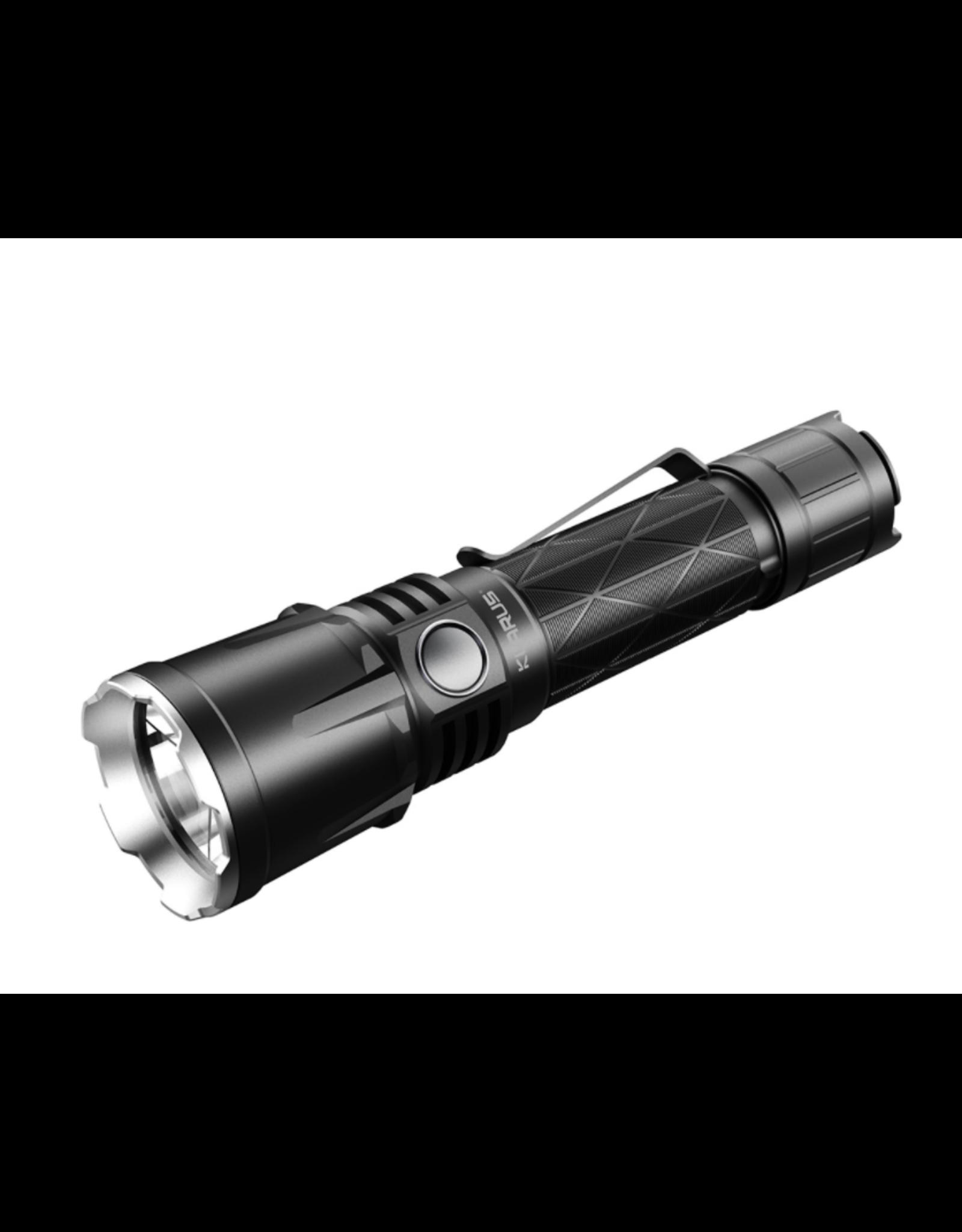 Klarus XT21X Flashlight 4000 Lumens