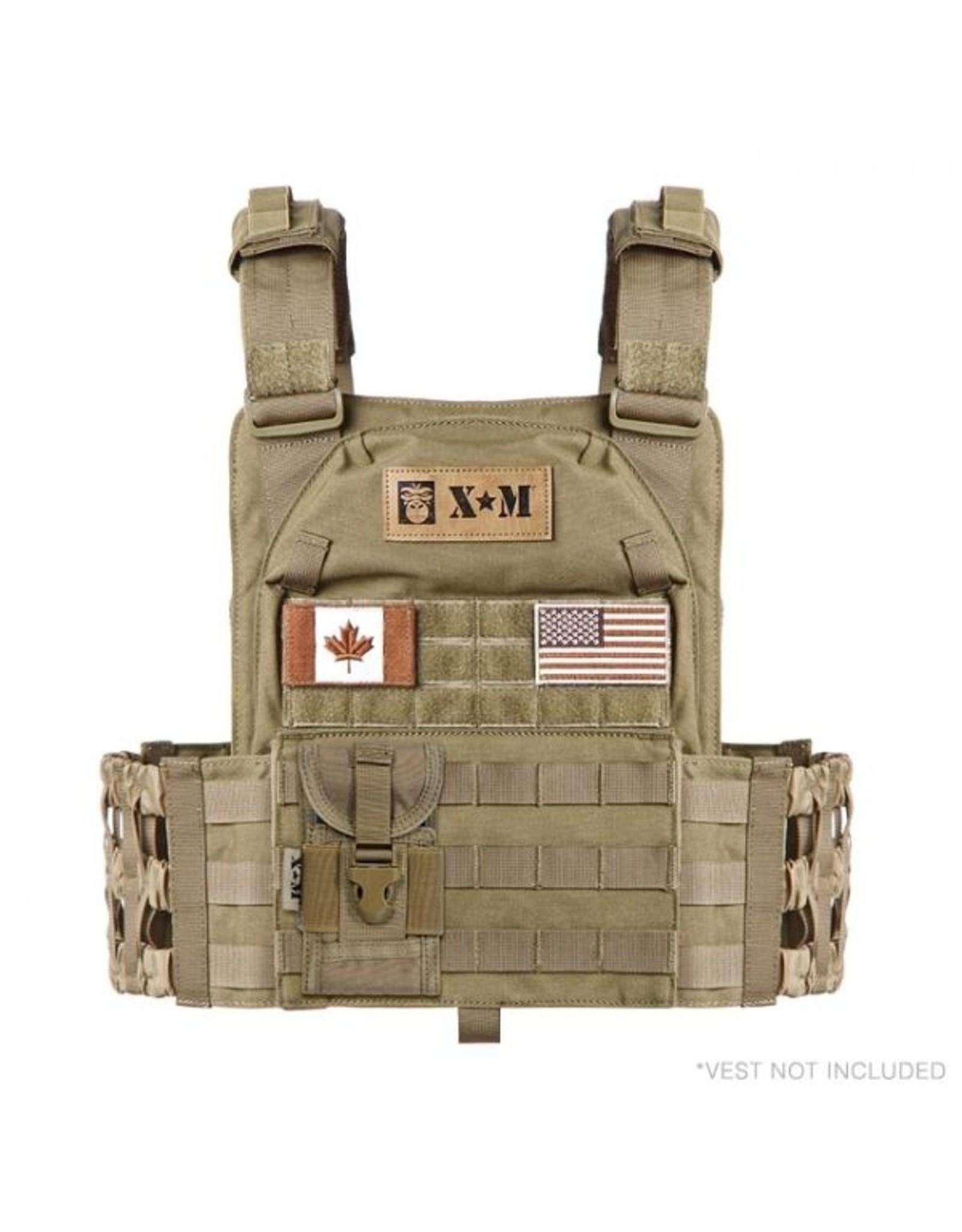 Xtreme Monkey - Tactical Vest Pouch