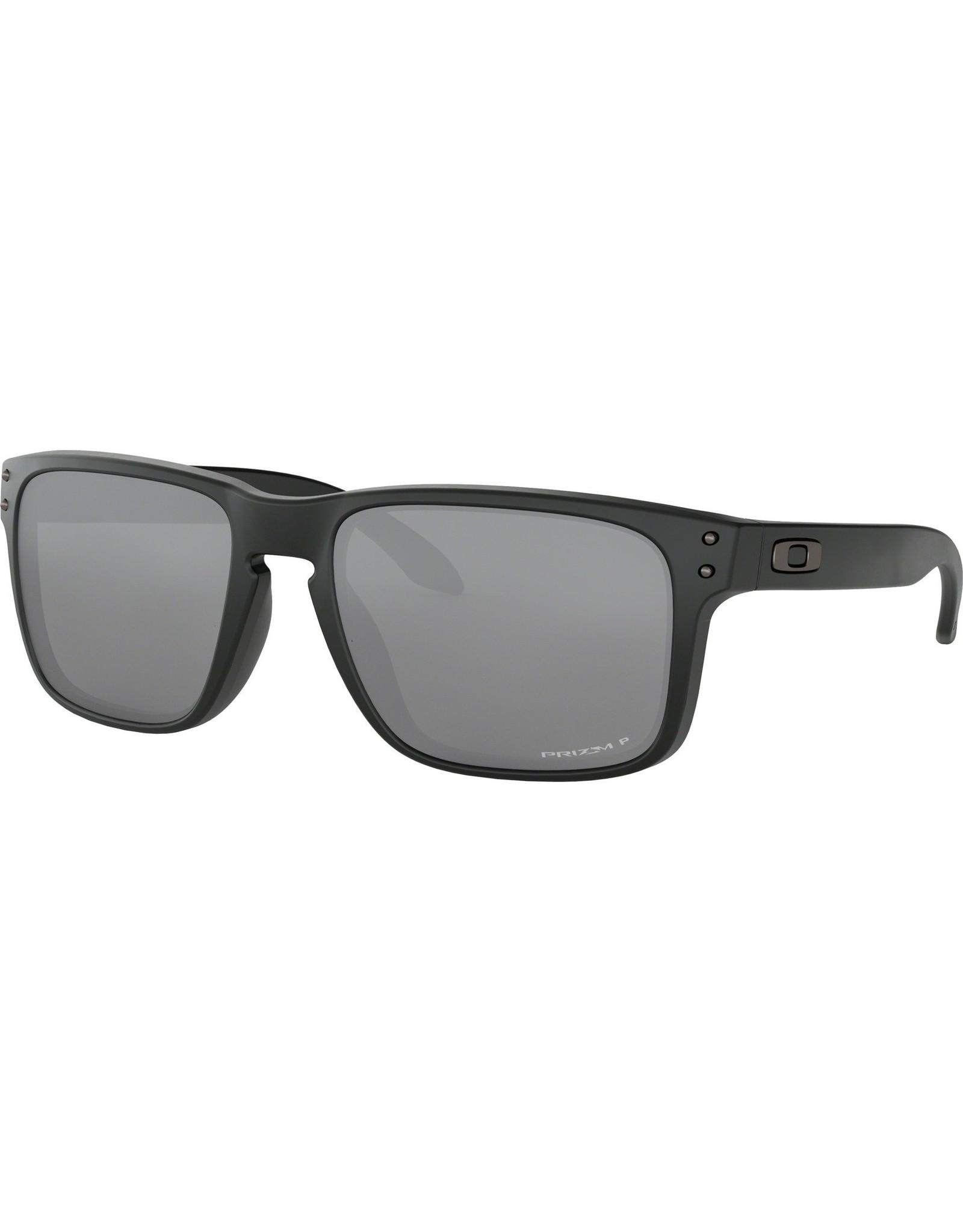 Oakley Mens sunglasses Holbrook XL mt blk w/ prizm black pol