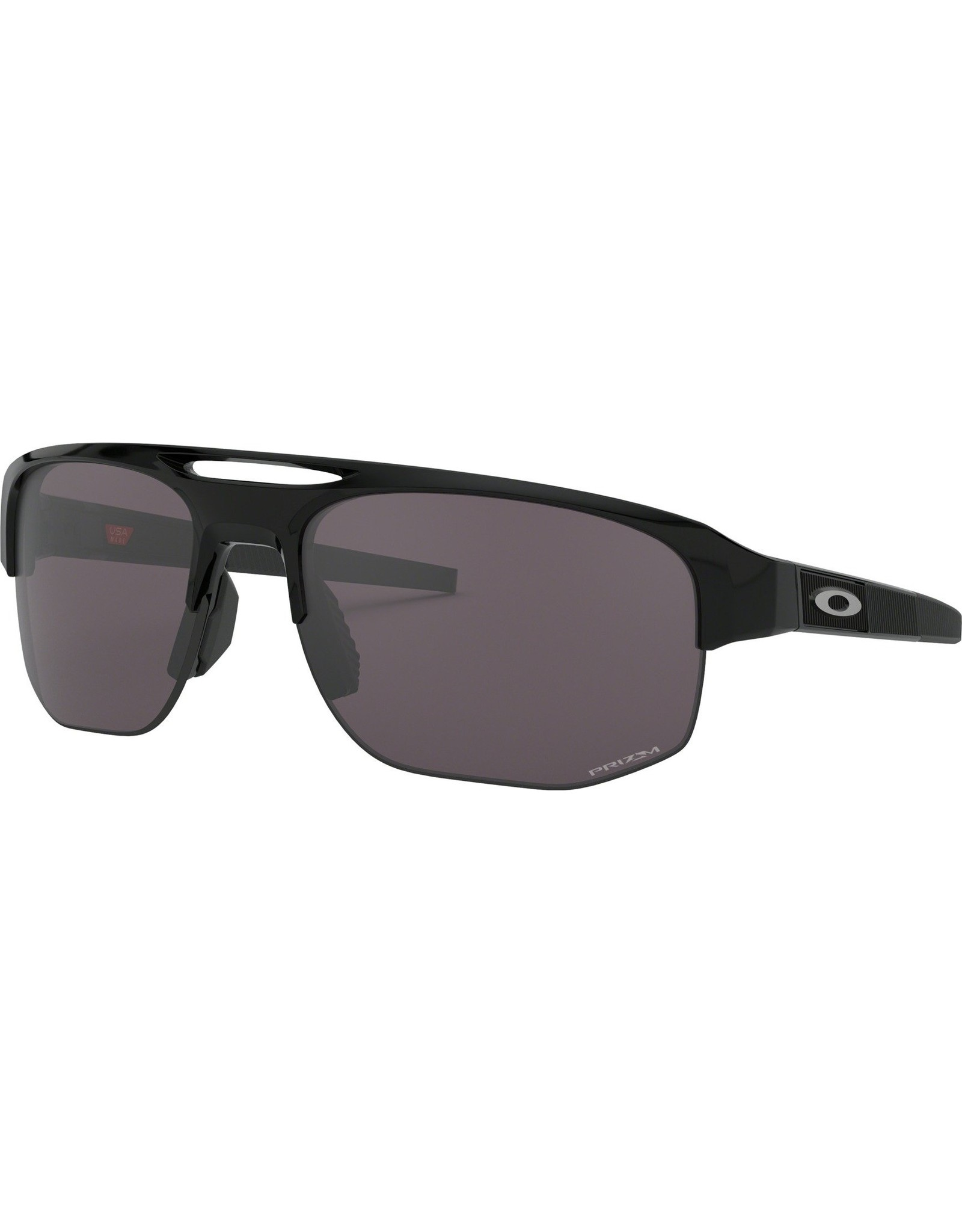 Oakley Oakley Mens sunglasses MERCENARY polished black w/ prizm grey