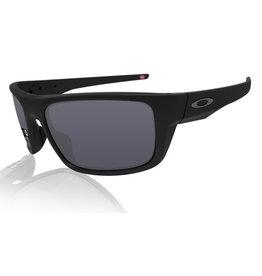 Oakley Mens sunglasses DROP POINT matte black w/grey