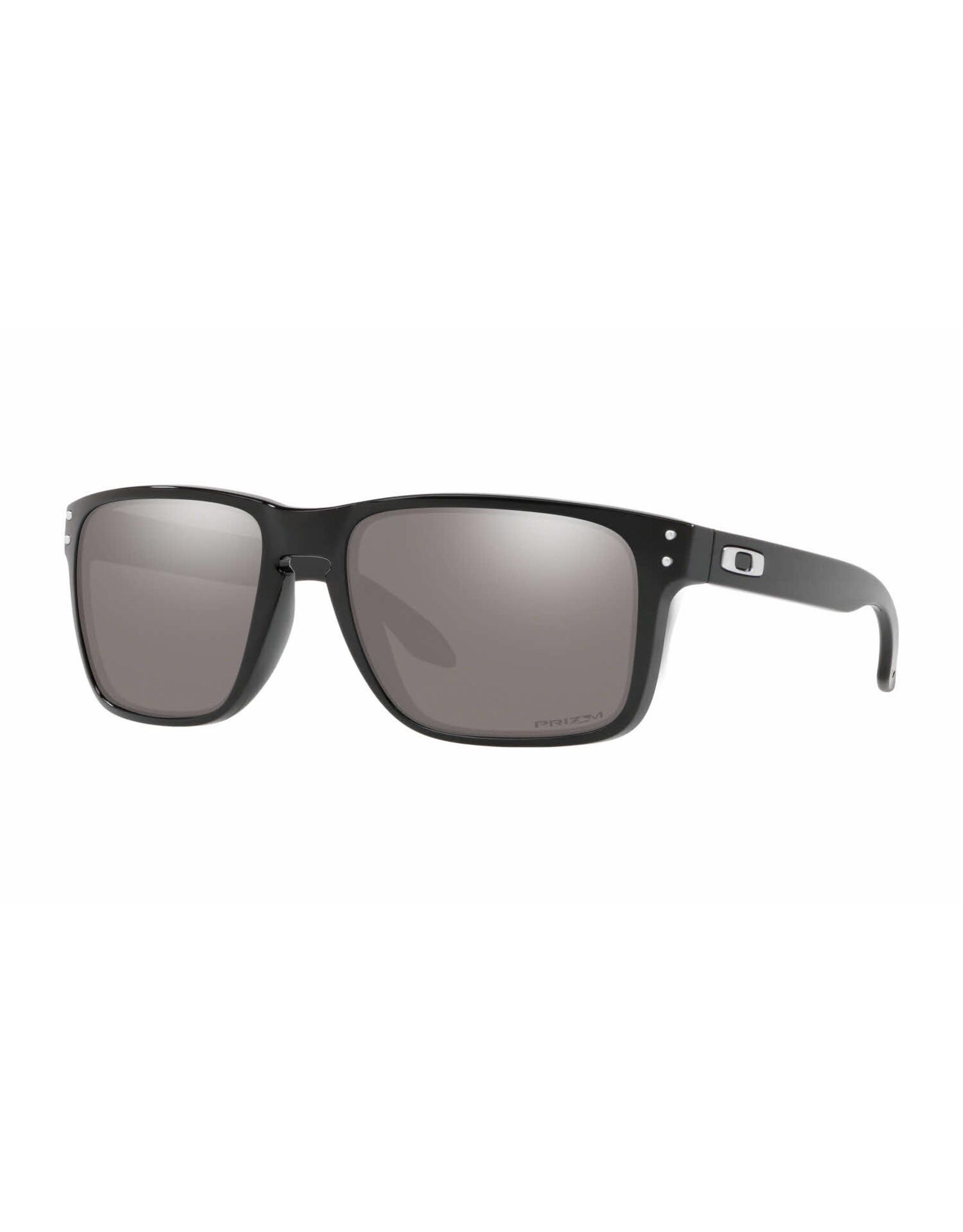Oakley Mens sunglasses Holbrook XL polishes black w/ prizm black