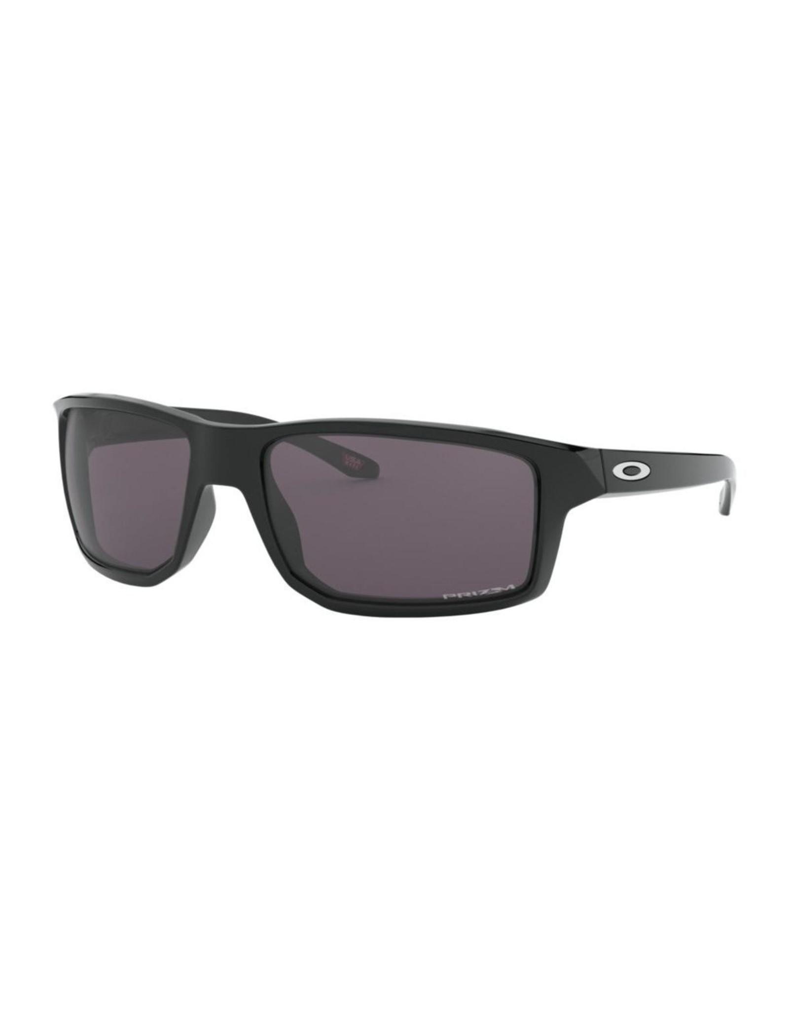 Oakley Mens sunglasses GIBSTON polishes black w/ prizm grey