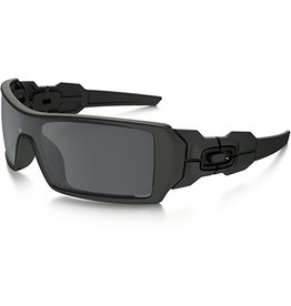 Oakley Mens sunglasses OILRIG matte black w/ black iridium