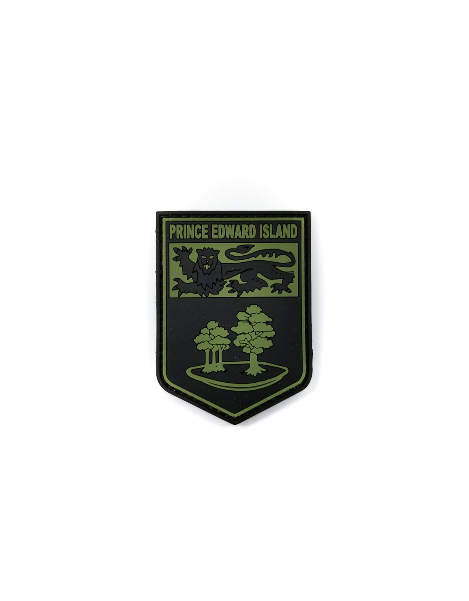 TIC Patch - PRINCE EDWARD ISLAND SHIELD ODG