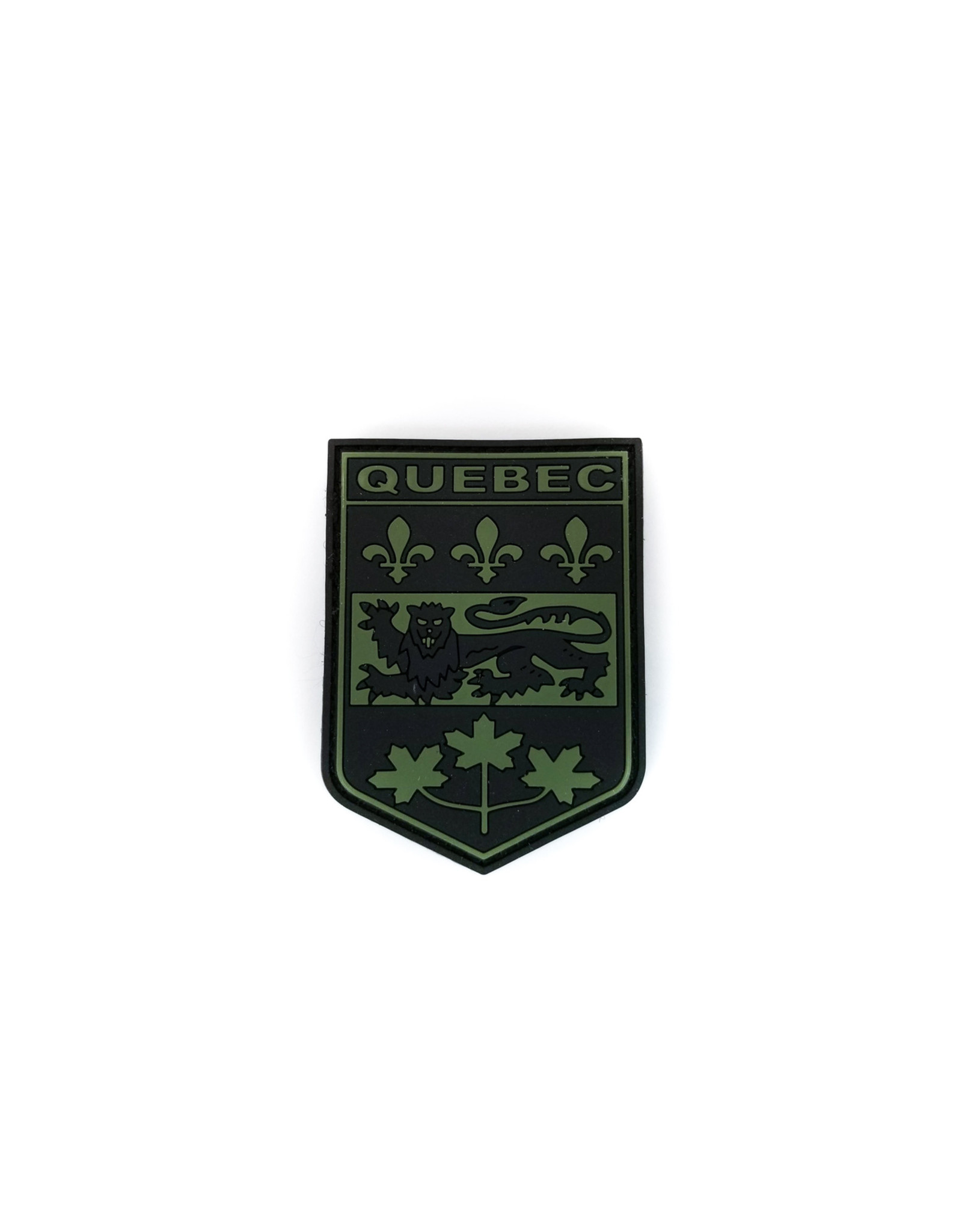TIC Patch - QUEBEC SHIELD ODG