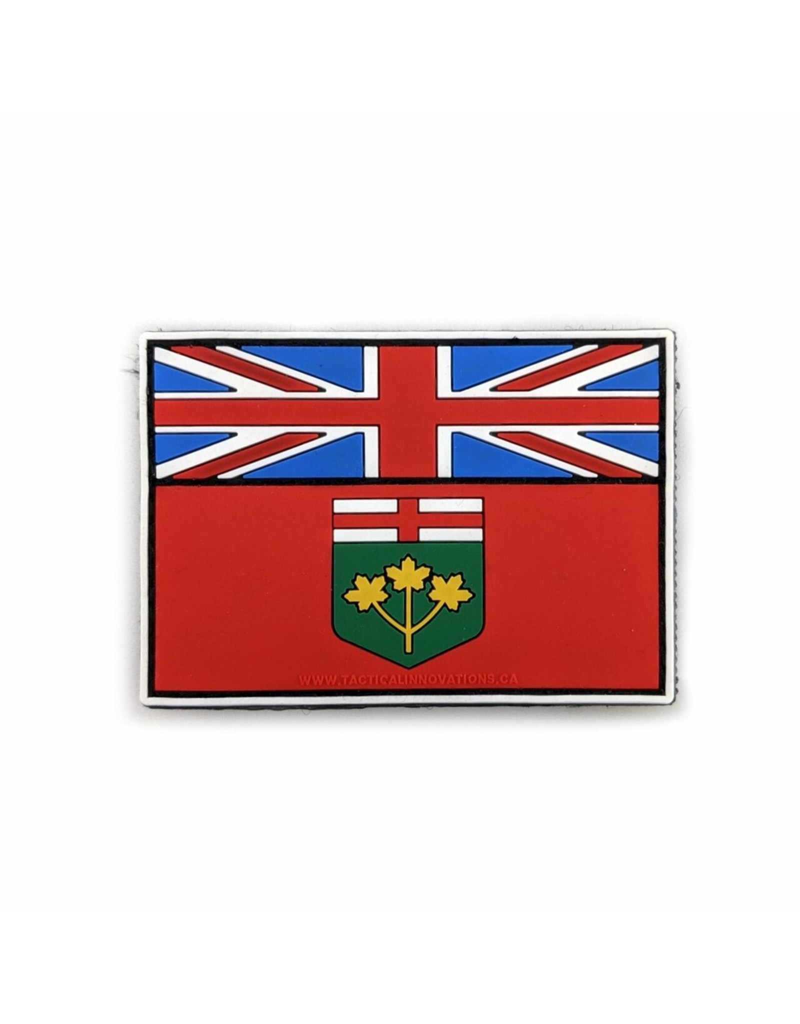 TIC Patch - ONTARIO FLAG 2X3 COLOUR