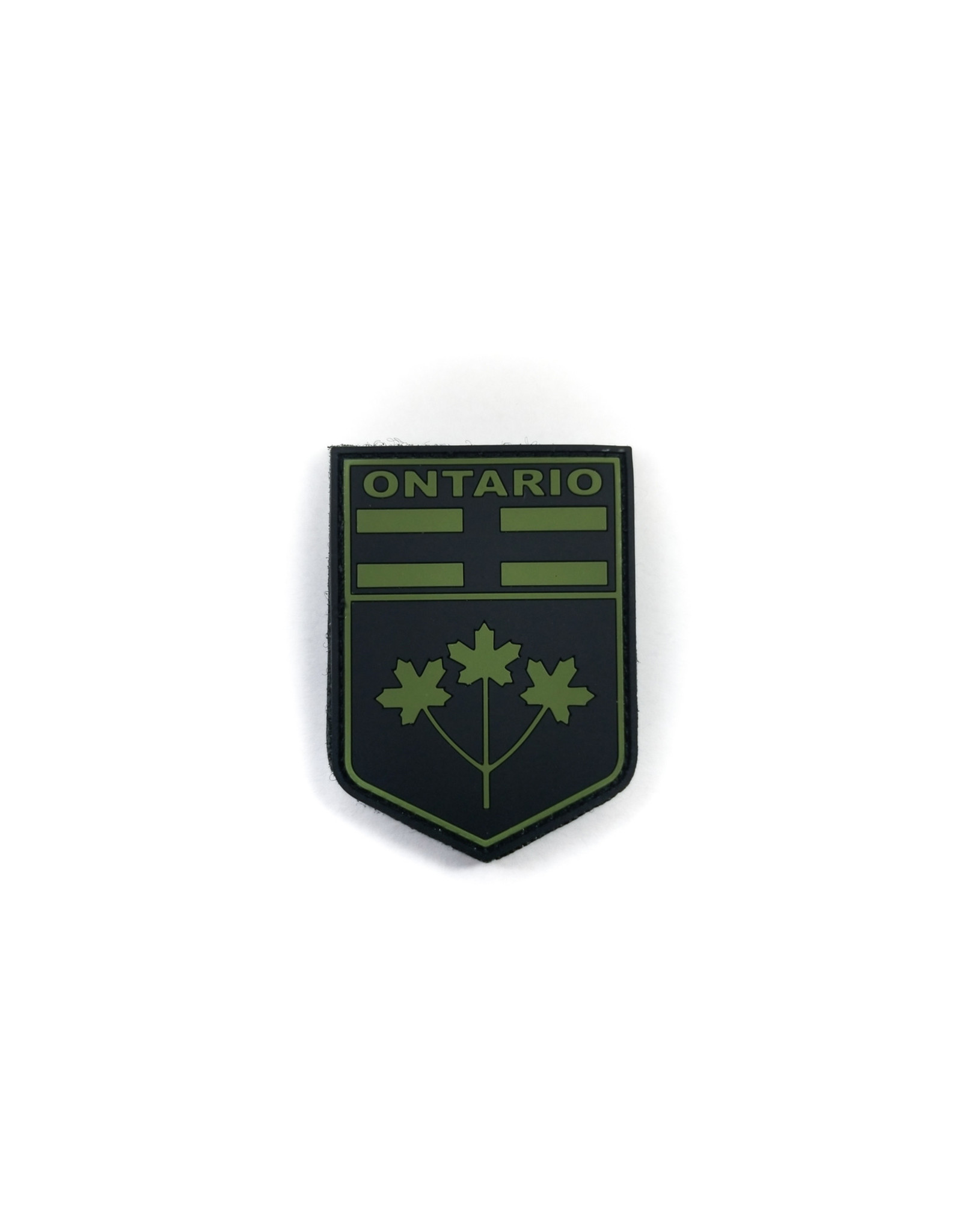 TIC Patch - ONTARIO SHIELD ODG