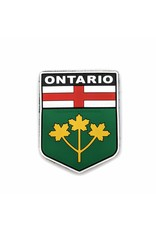 TIC Patch - ONTARIO SHIELD COLOUR