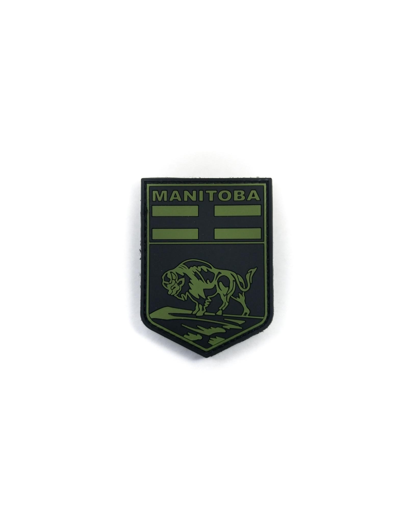 TIC Patch - MANITOBA SHIELD ODG