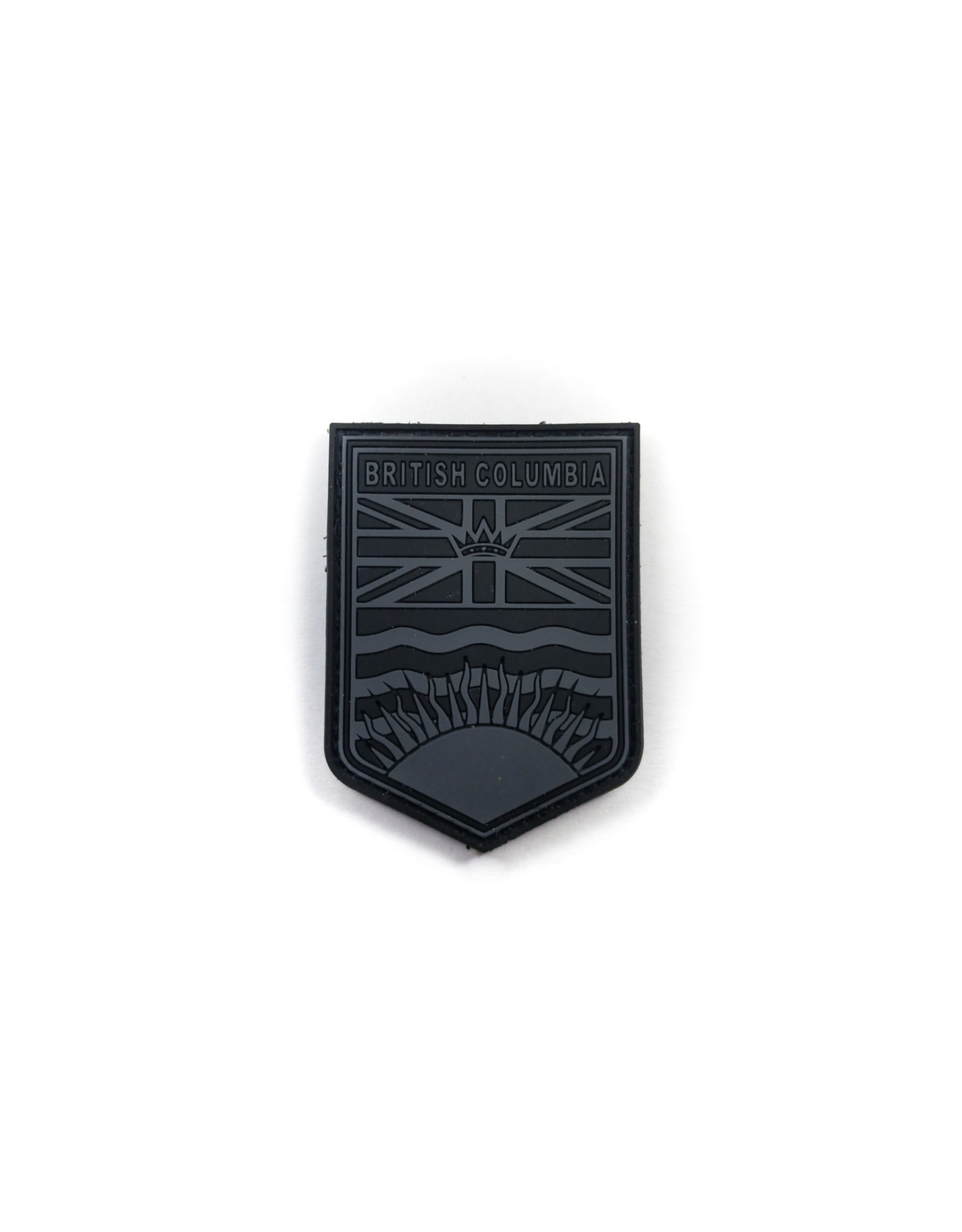 TIC Patch - BC SHIELD GREY