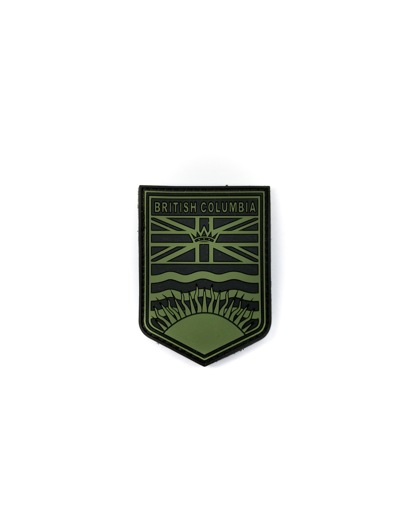 TIC Patch - BC SHIELD ODG