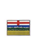TIC Patch - Alberta FLAG  2X3 COLOUR
