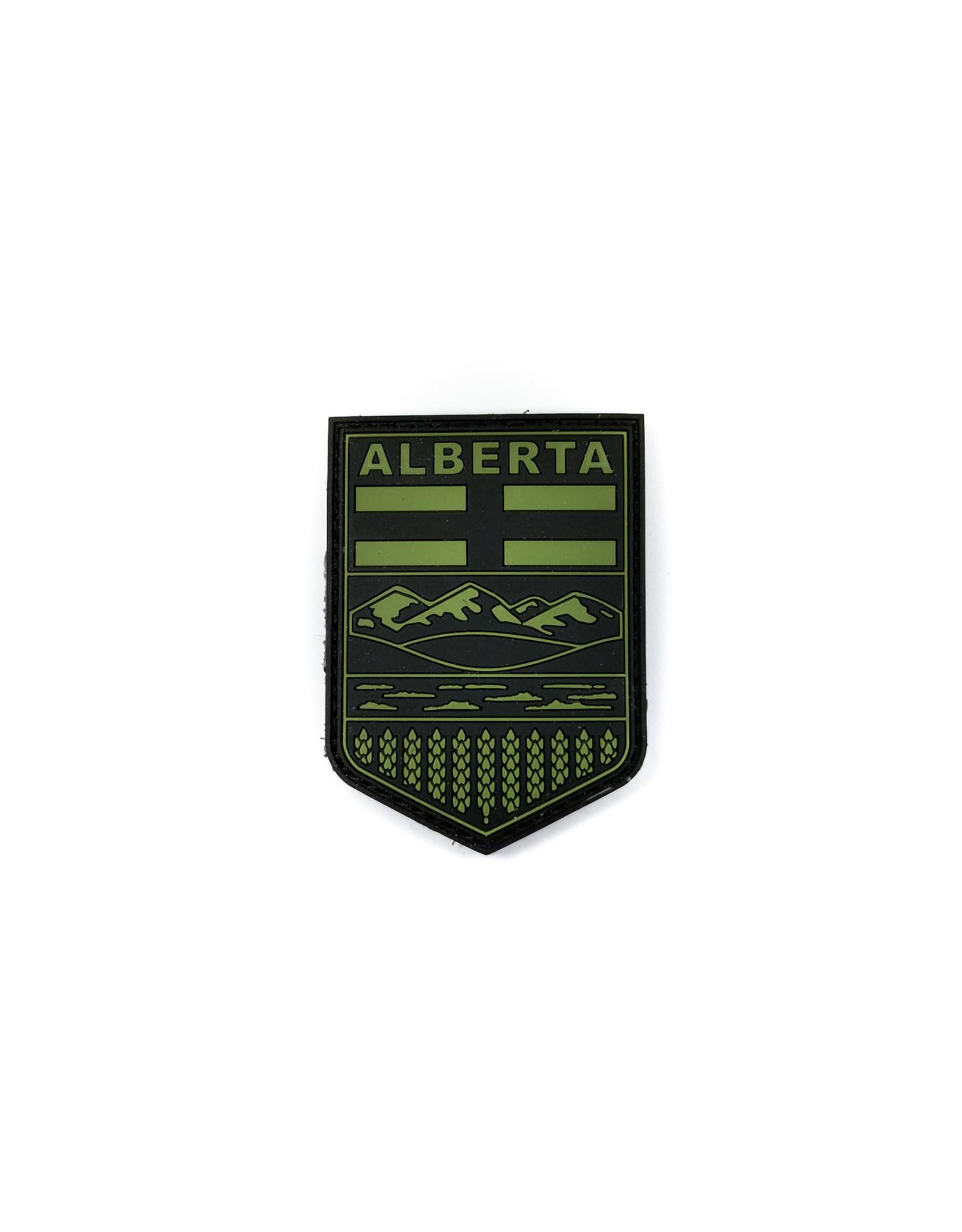TIC Patch - Alberta Shield - ODG