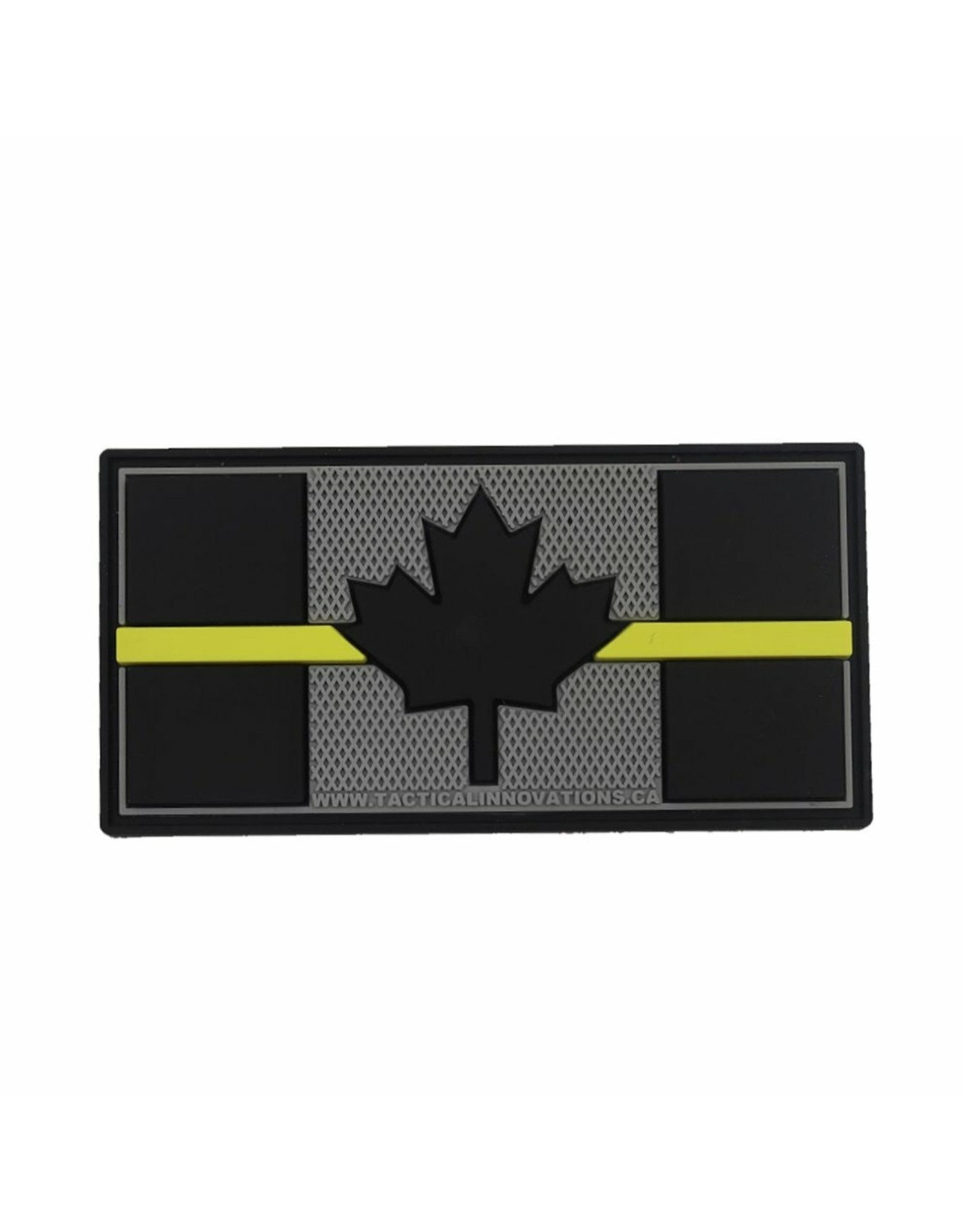 TIC Patch - THIN YELLOW  LINE FLAG 1.5X3