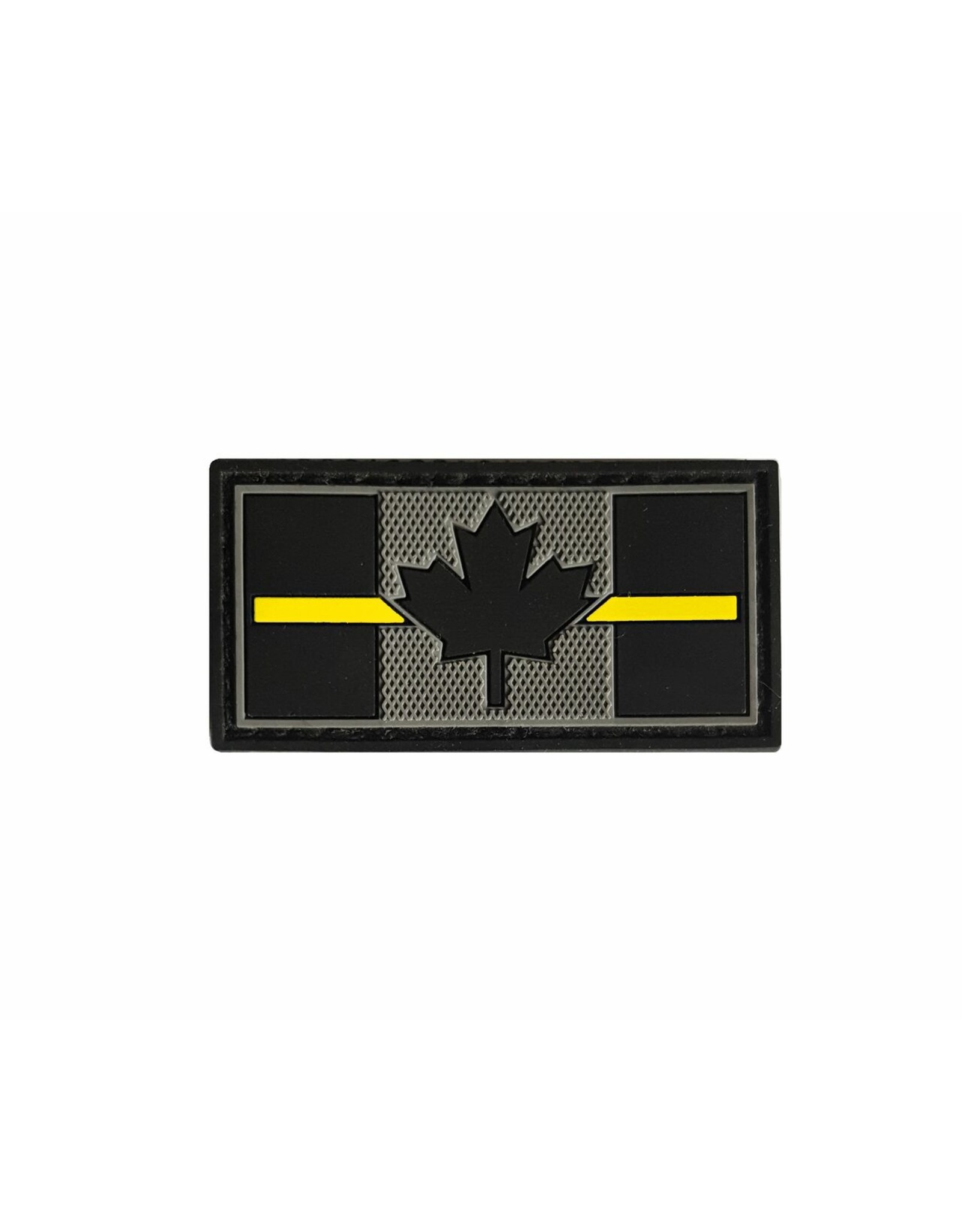 TIC Patch - THIN YELLOW  LINE FLAG 1X2