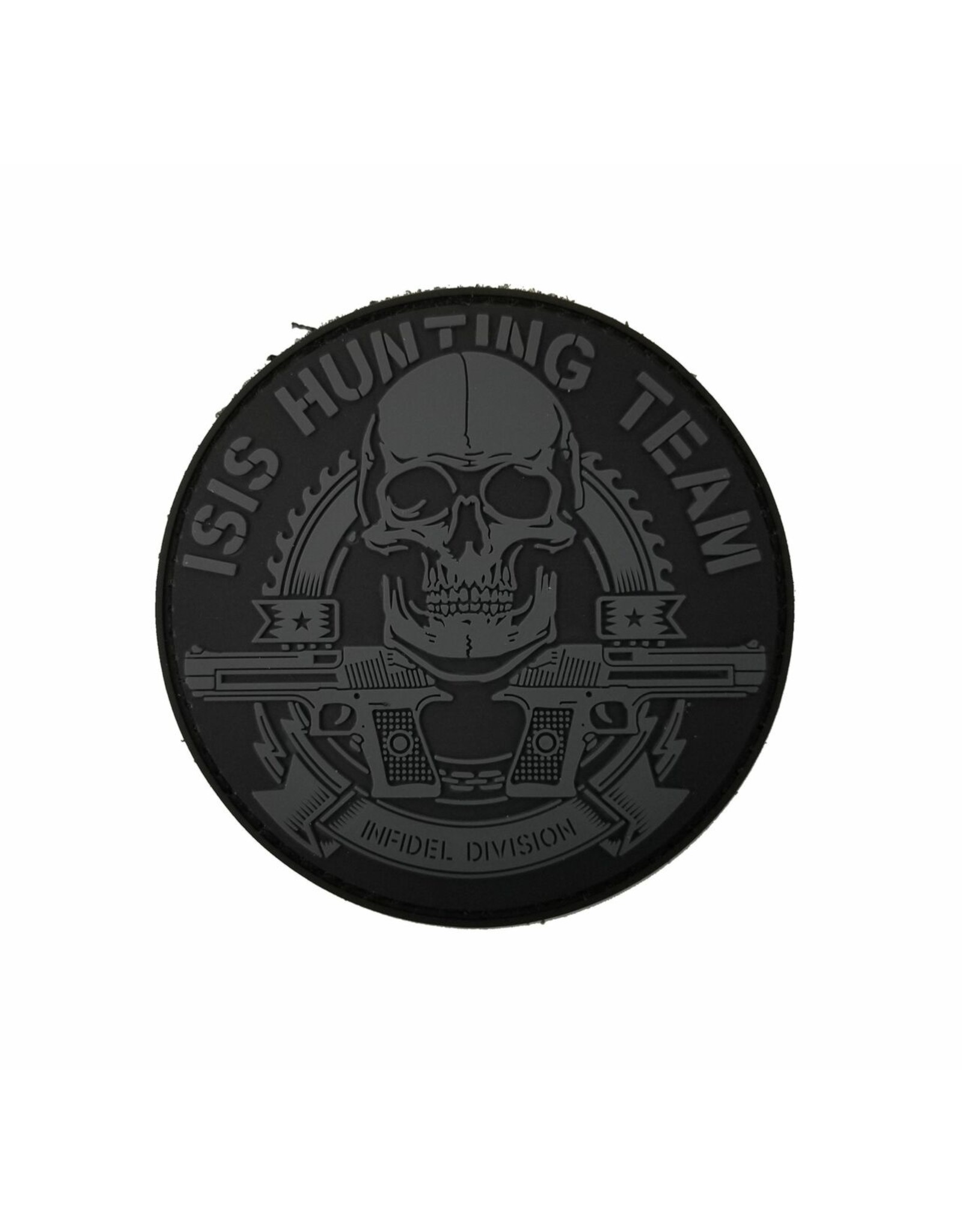 TIC Patch - ISIS HUNTING TEAM TAN