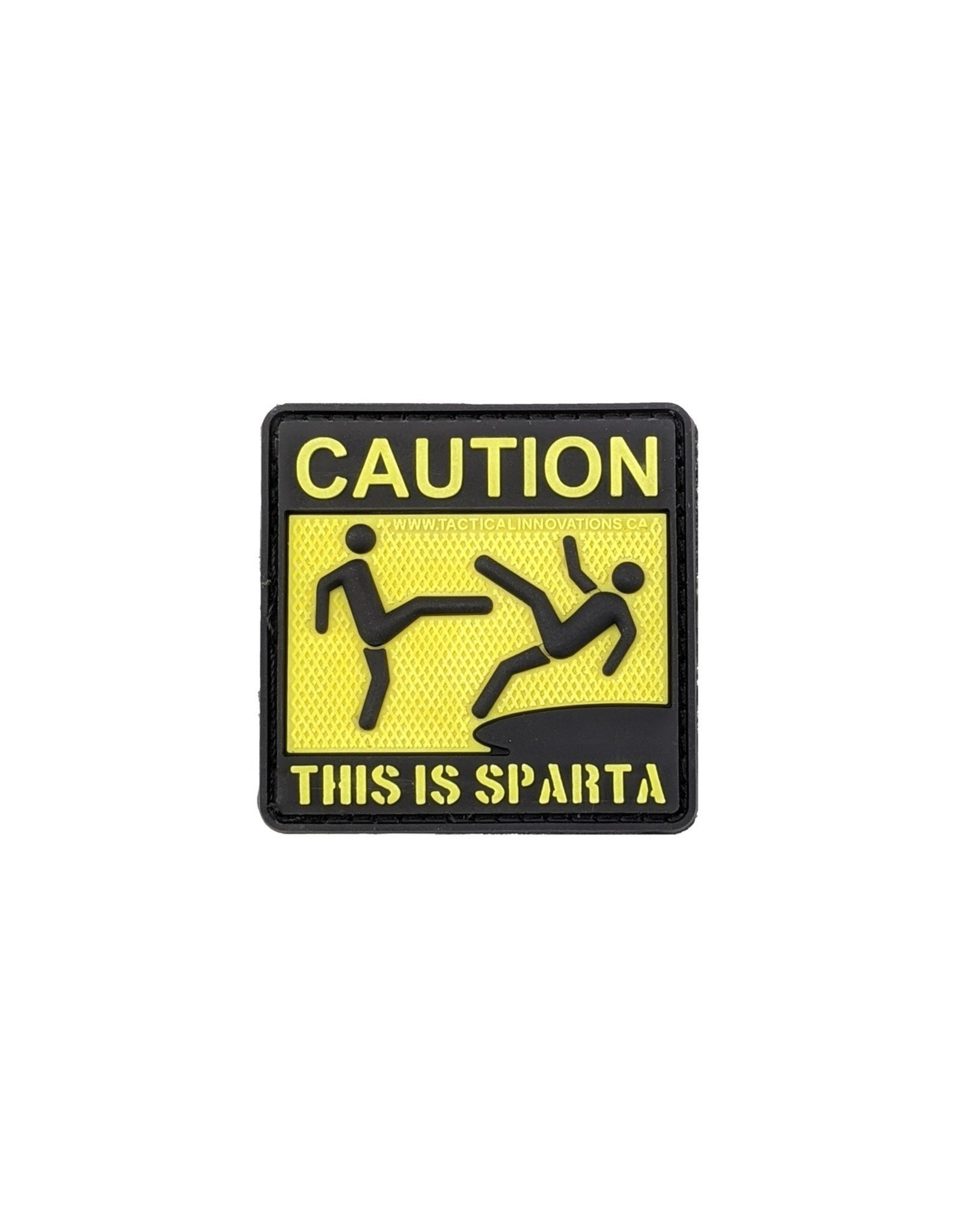 TIC Patch - THIS IS SPARTA
