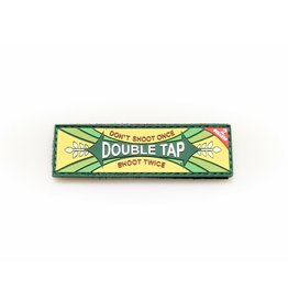 TIC Patch - DOUBLE TAP