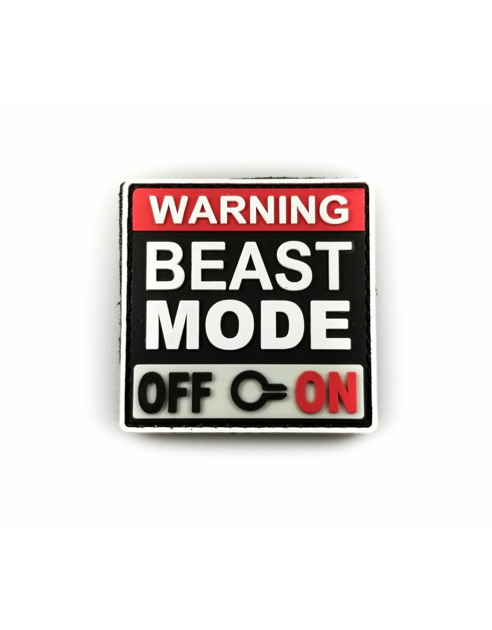 TIC Patch - WARNING BEAST MODE