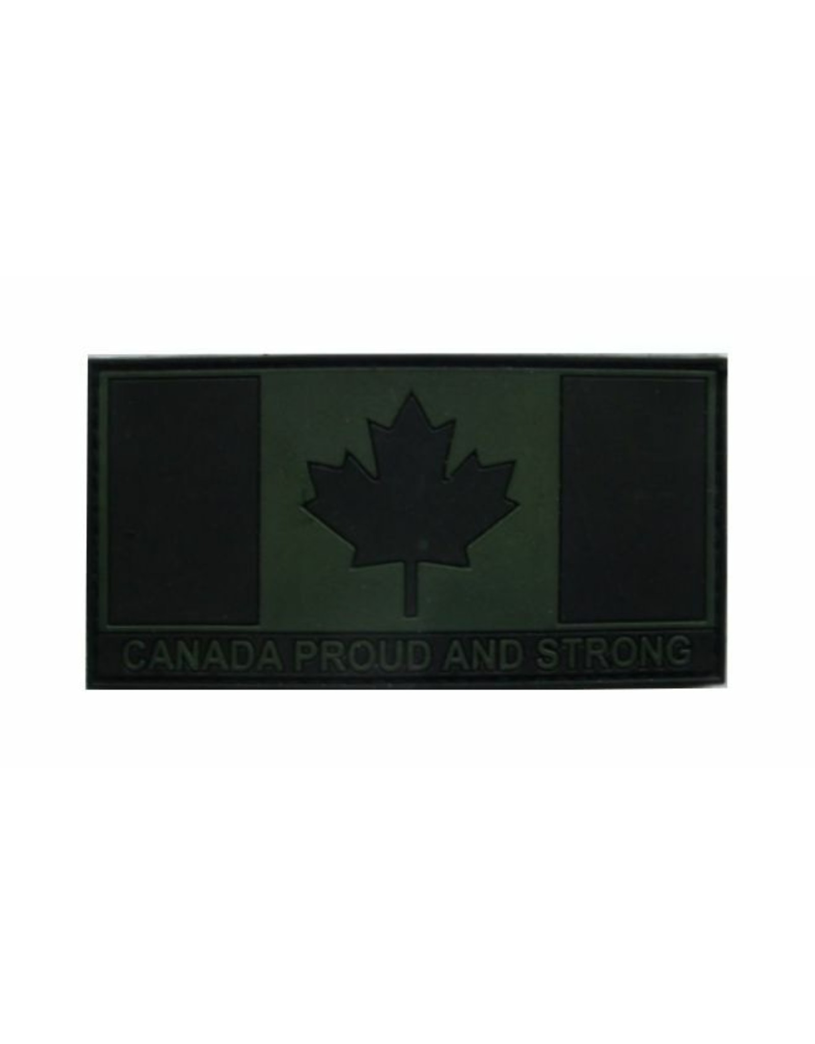 TIC Patch - CANADA STRONG AND PROUD ODG