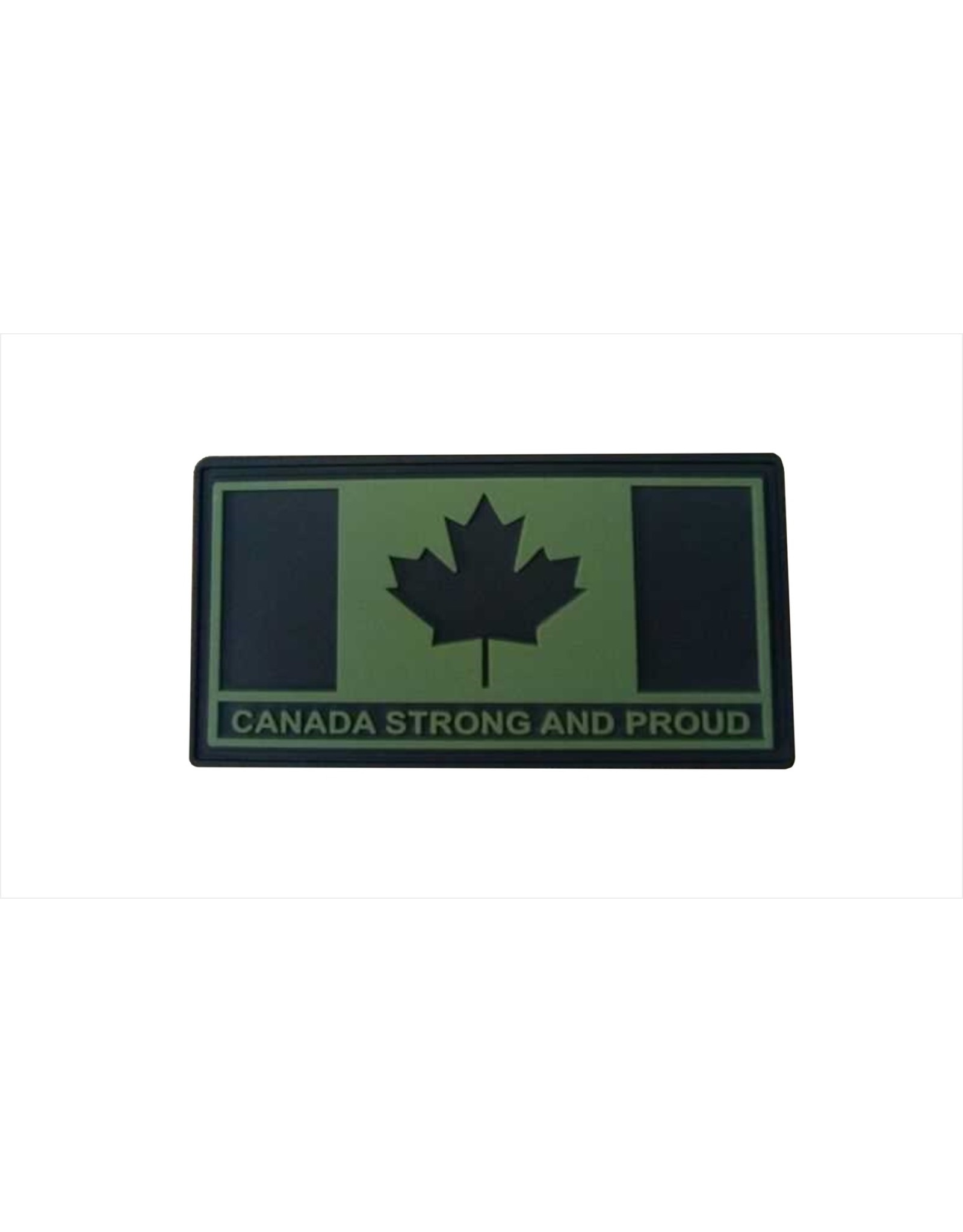 TIC Patch - CANADA STRONG AND PROUD TAN
