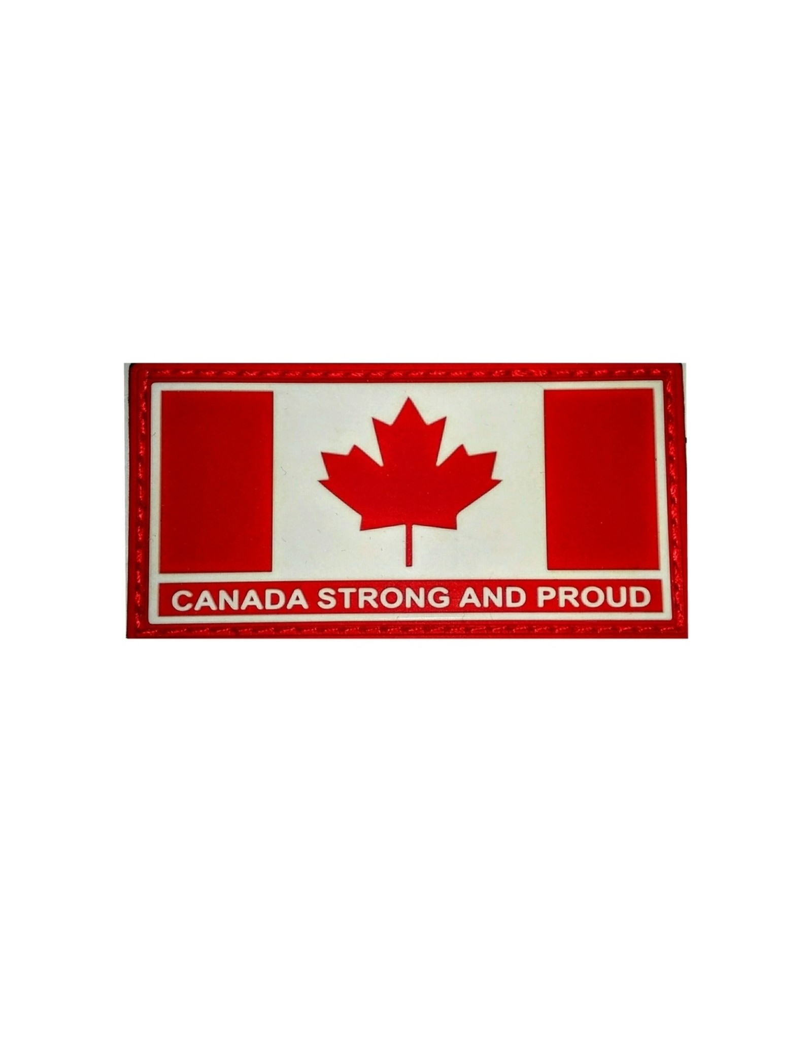 TIC Patch - CANADA STRONG AND PROUD R&W