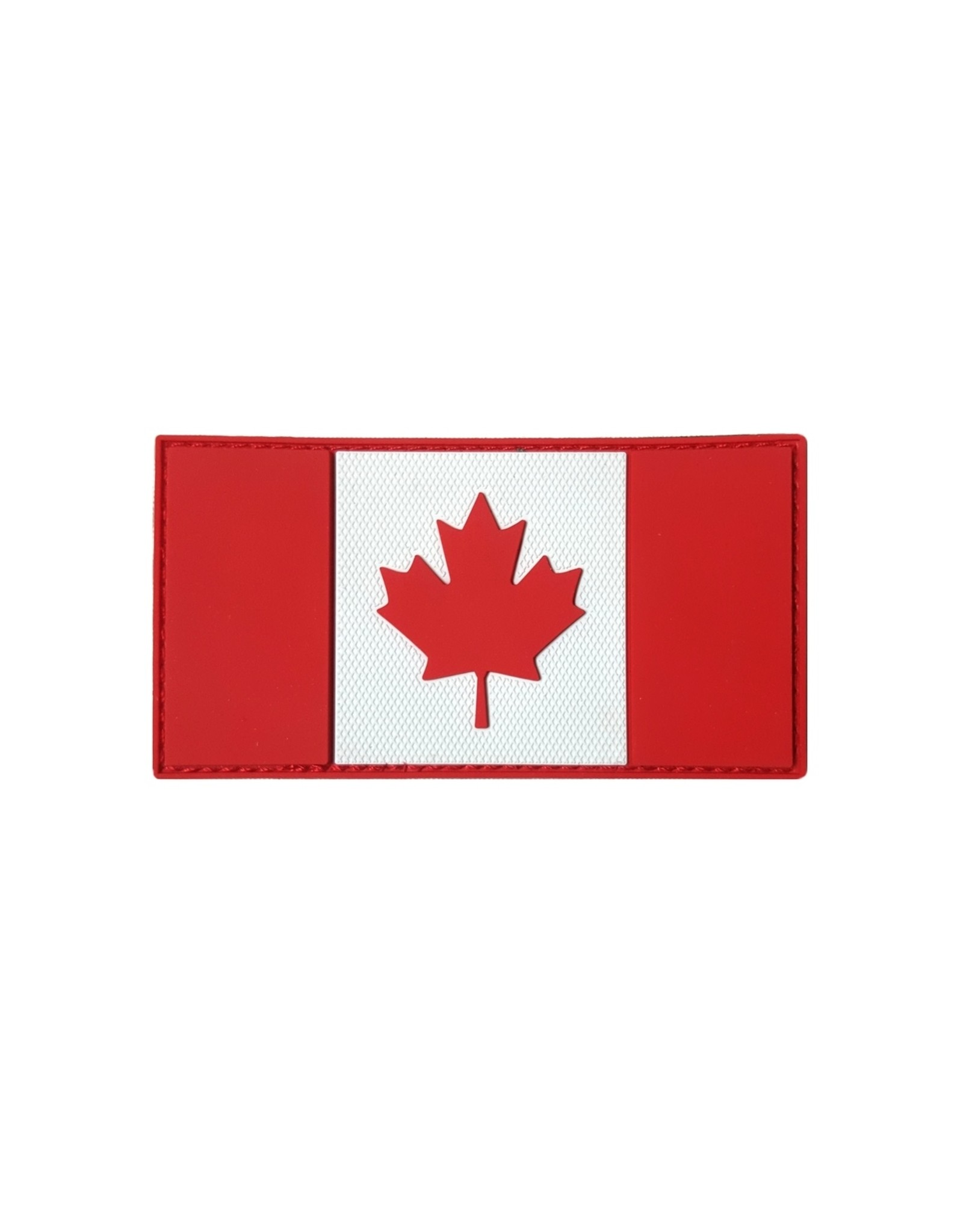 TIC Patch - CANADA FLAG 2X4 R&W