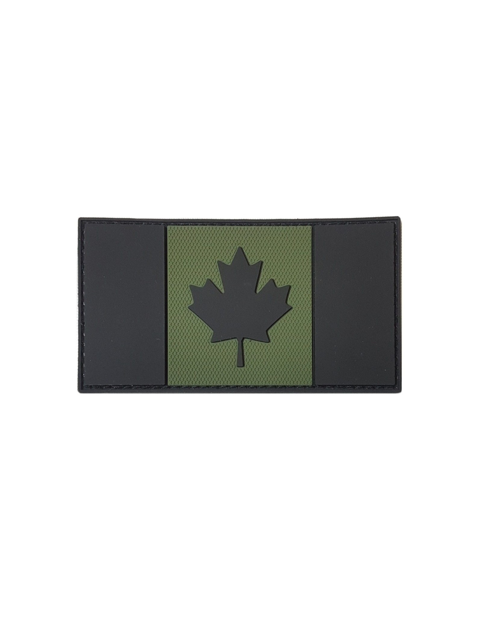 TIC Patch - CANADA FLAG 2X4 ODG