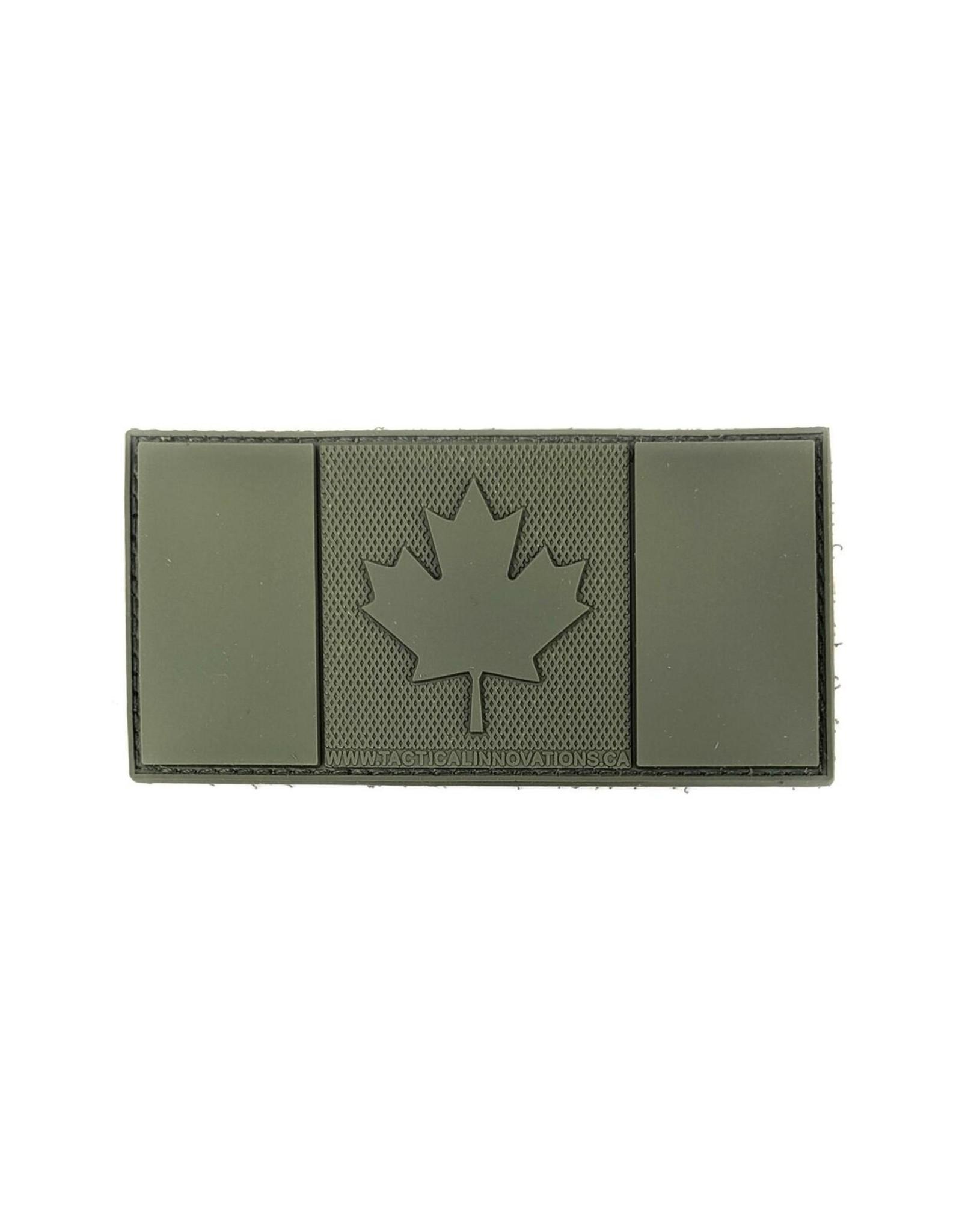 TIC Patch - CANADA FLAG 2X4 SUBG