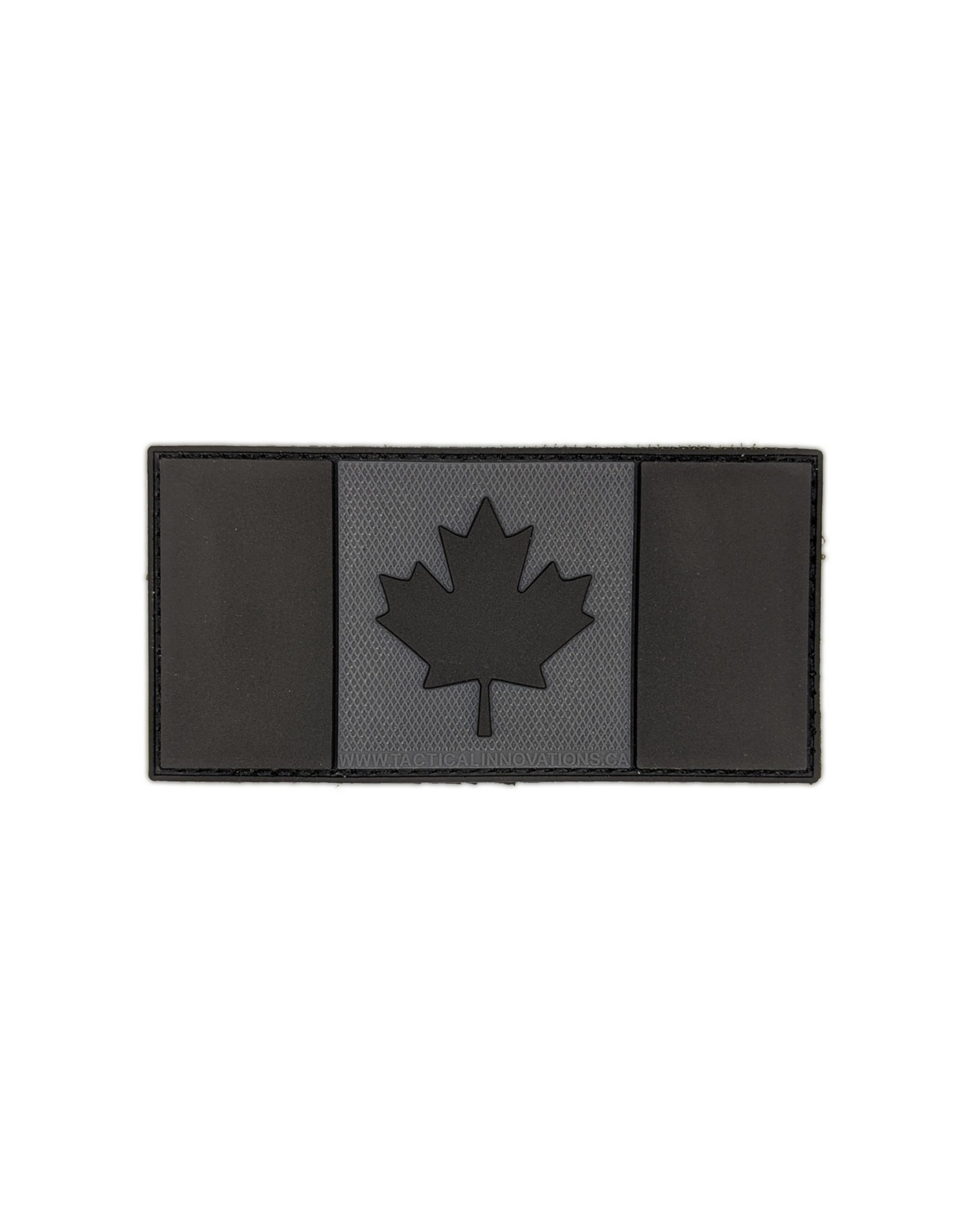 TIC Patch - CANADA FLAG 1.5X3 BKG