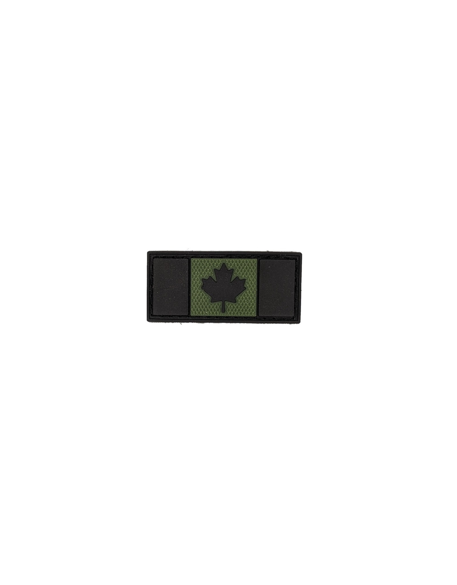 TIC Patch - CANADA FLAG 1X2 ODG