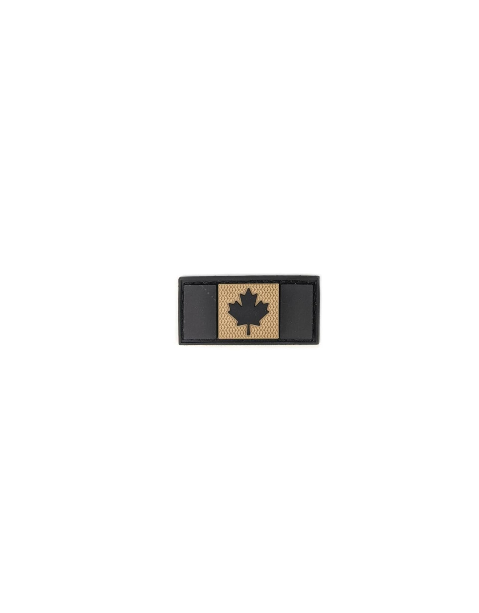 TIC Patch - CANADA FLAG 1X2 T&T
