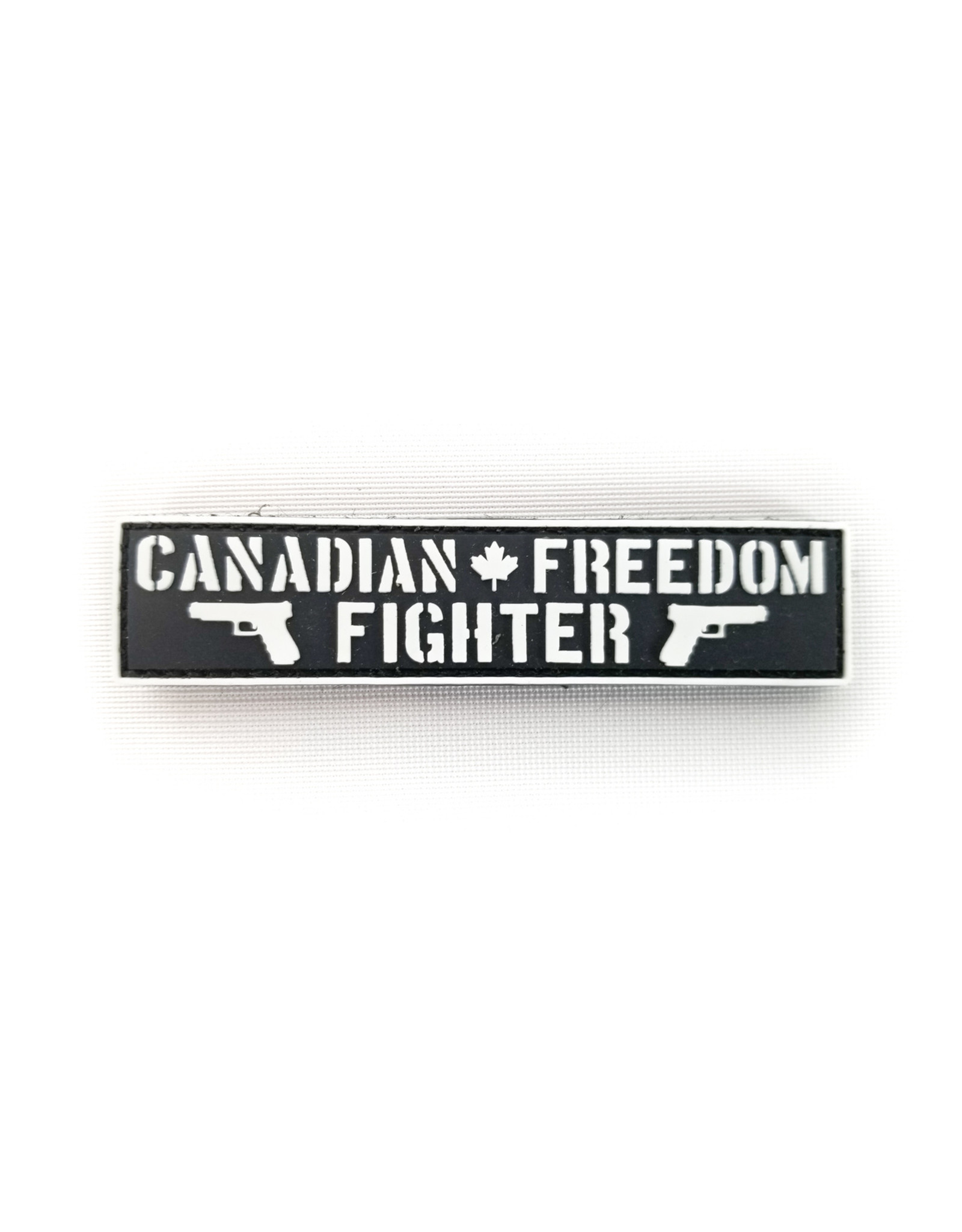 TIC Patch - FREEDOM FIGHTER B&W