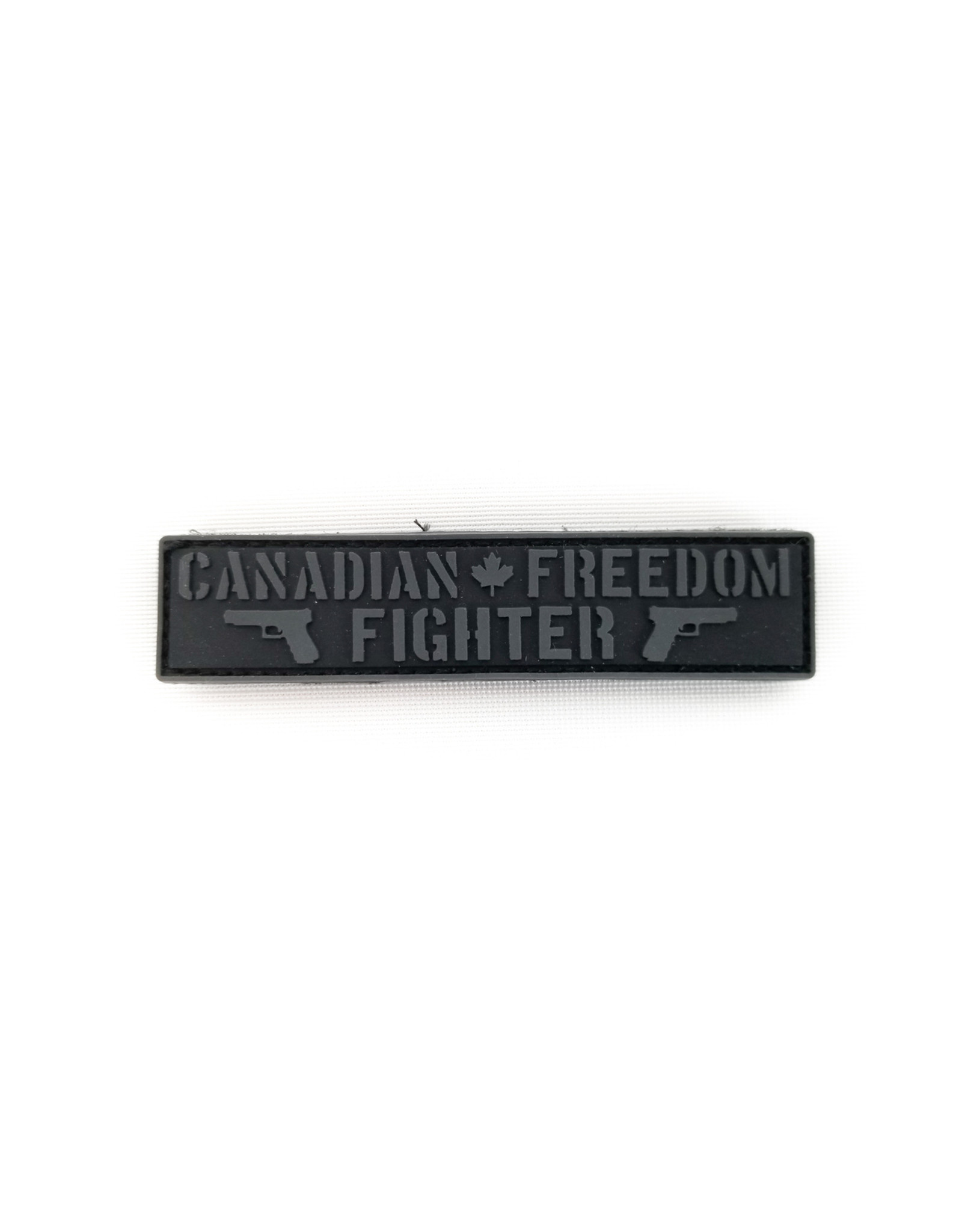TIC Patch - FREEDOM FIGHTER BKG