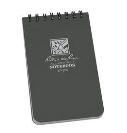 Rite in the Rain 835-Rite In The Rain - 3x5 Notebook - Gray