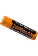 Fenix - ARB-L18 2600U mAh 18650 Battery