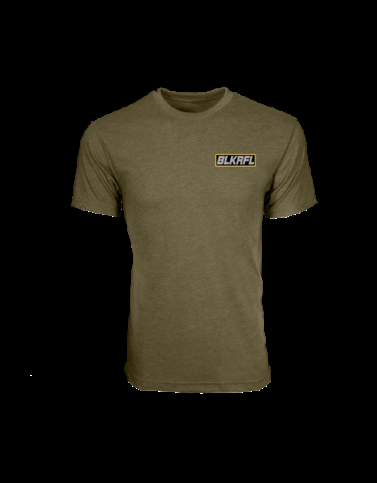 BRCC - CAF 2.0 Military Green Shirt - Men - XL