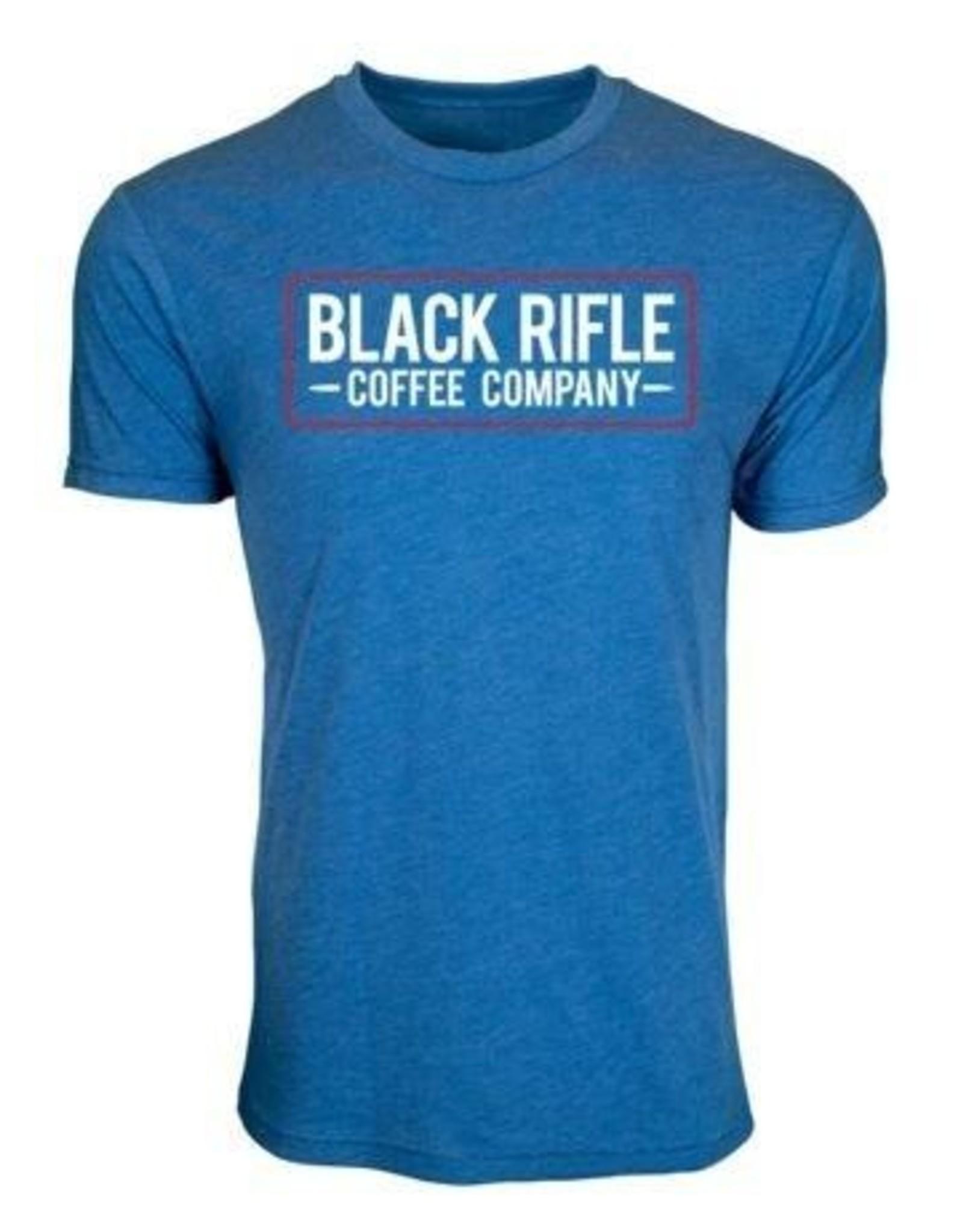BRCC - Vintage Royal Blue Logo Shirt - Men - XL