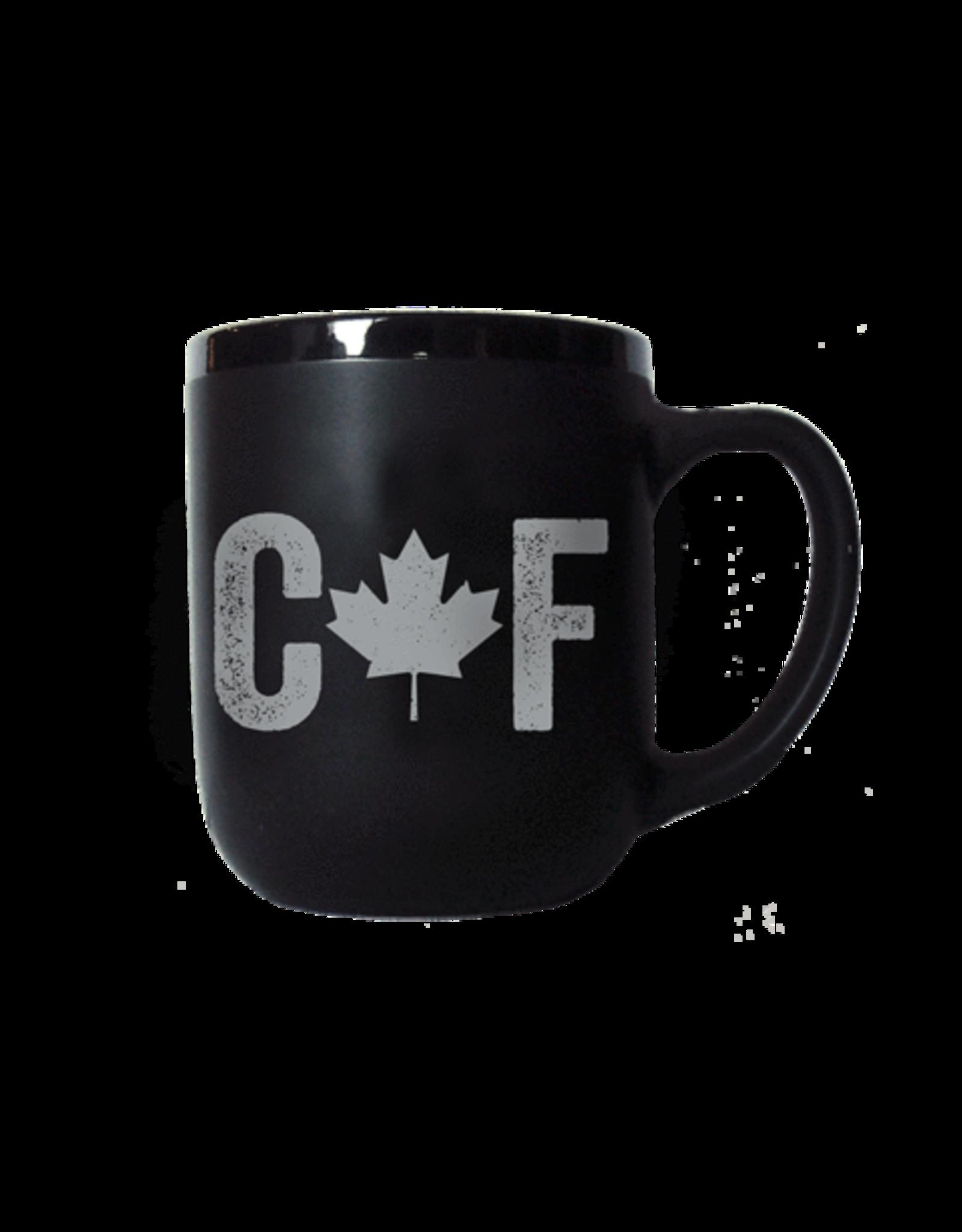 BRCC - Mug - Classic CAF Ceramic Mug (Curved Top)