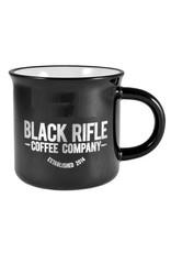 BRCC silver logo Ceramic Mug Color: Black