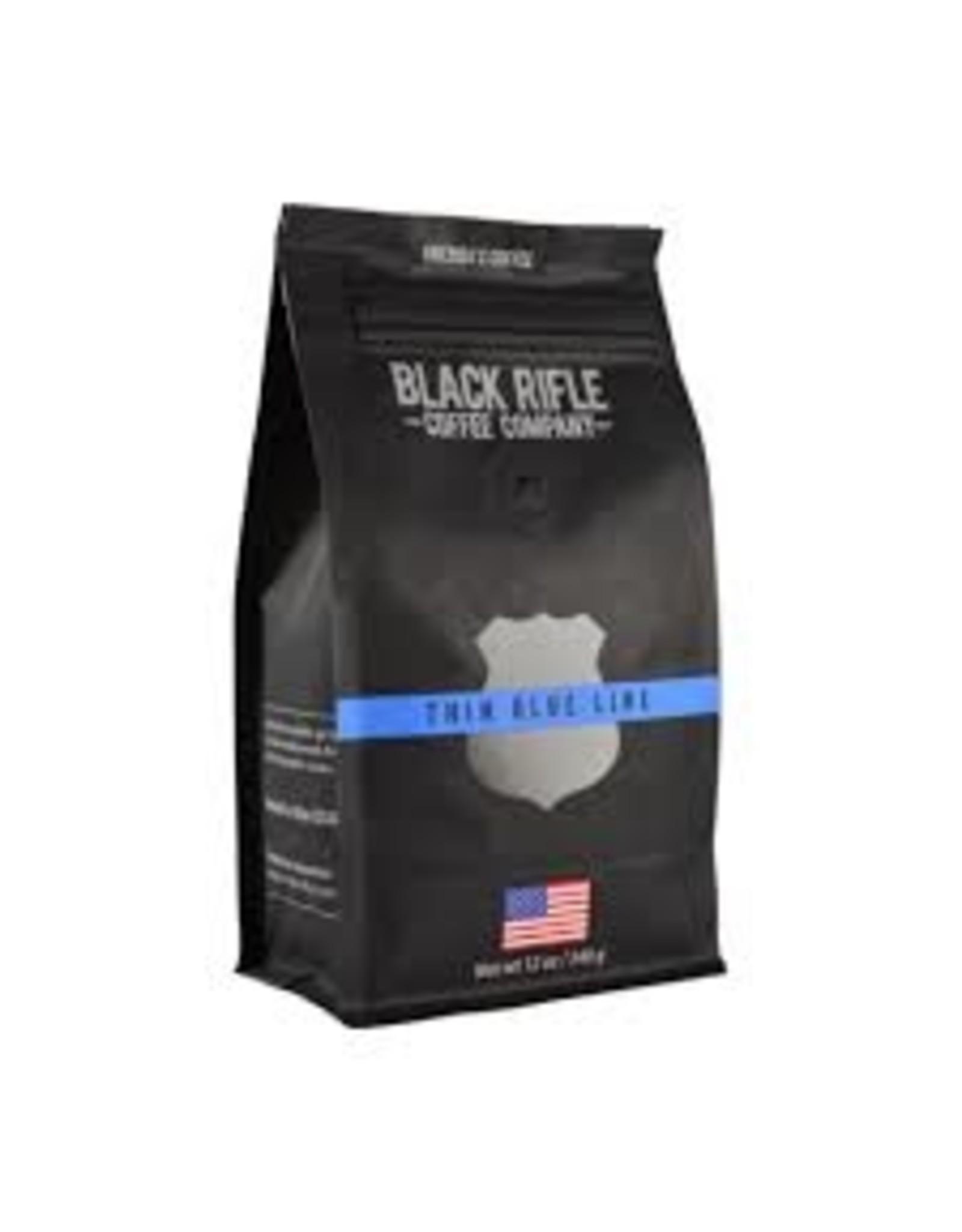 Black Rifle Coffee BRCC - Thin Blue Line - Grounds 12oz